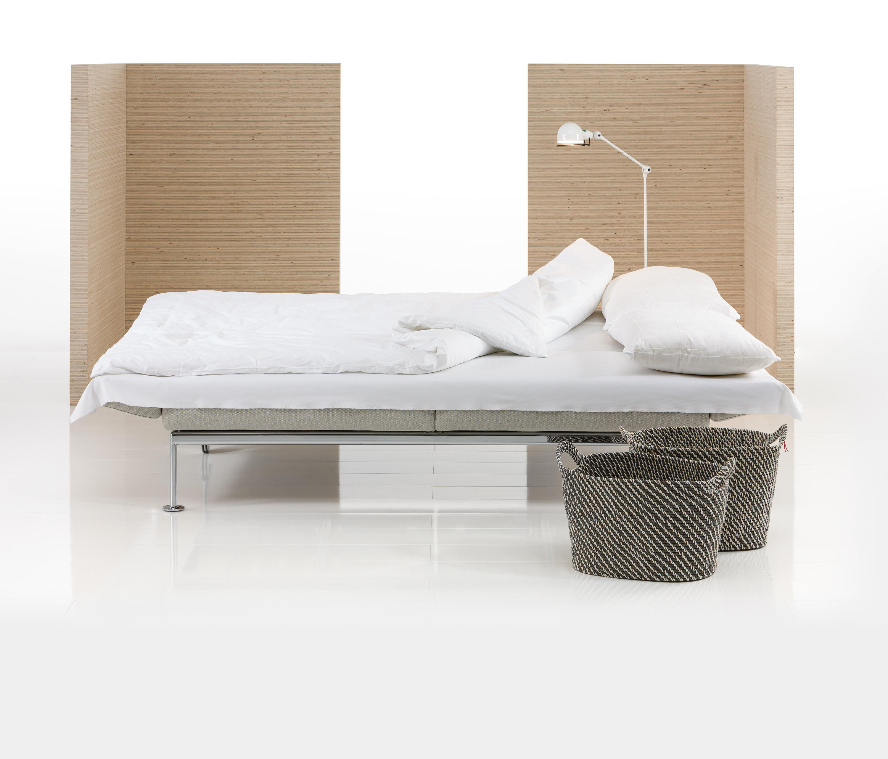 On tour sofa beds from br hl architonic for Sofa bed germany