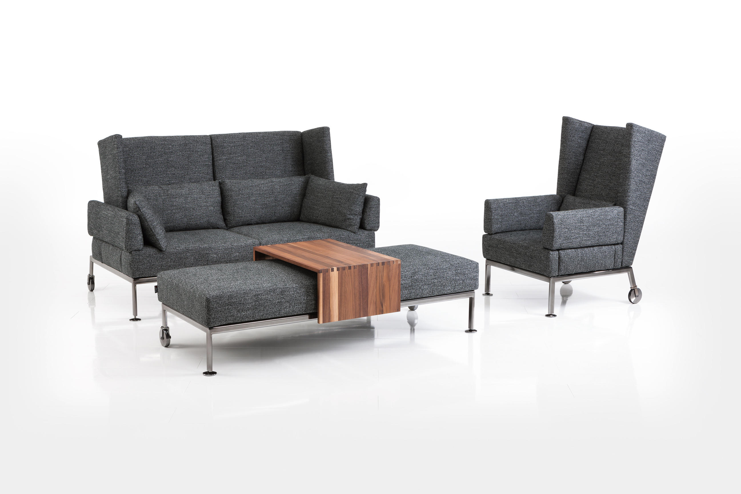 on tour sofa beds from br hl architonic. Black Bedroom Furniture Sets. Home Design Ideas