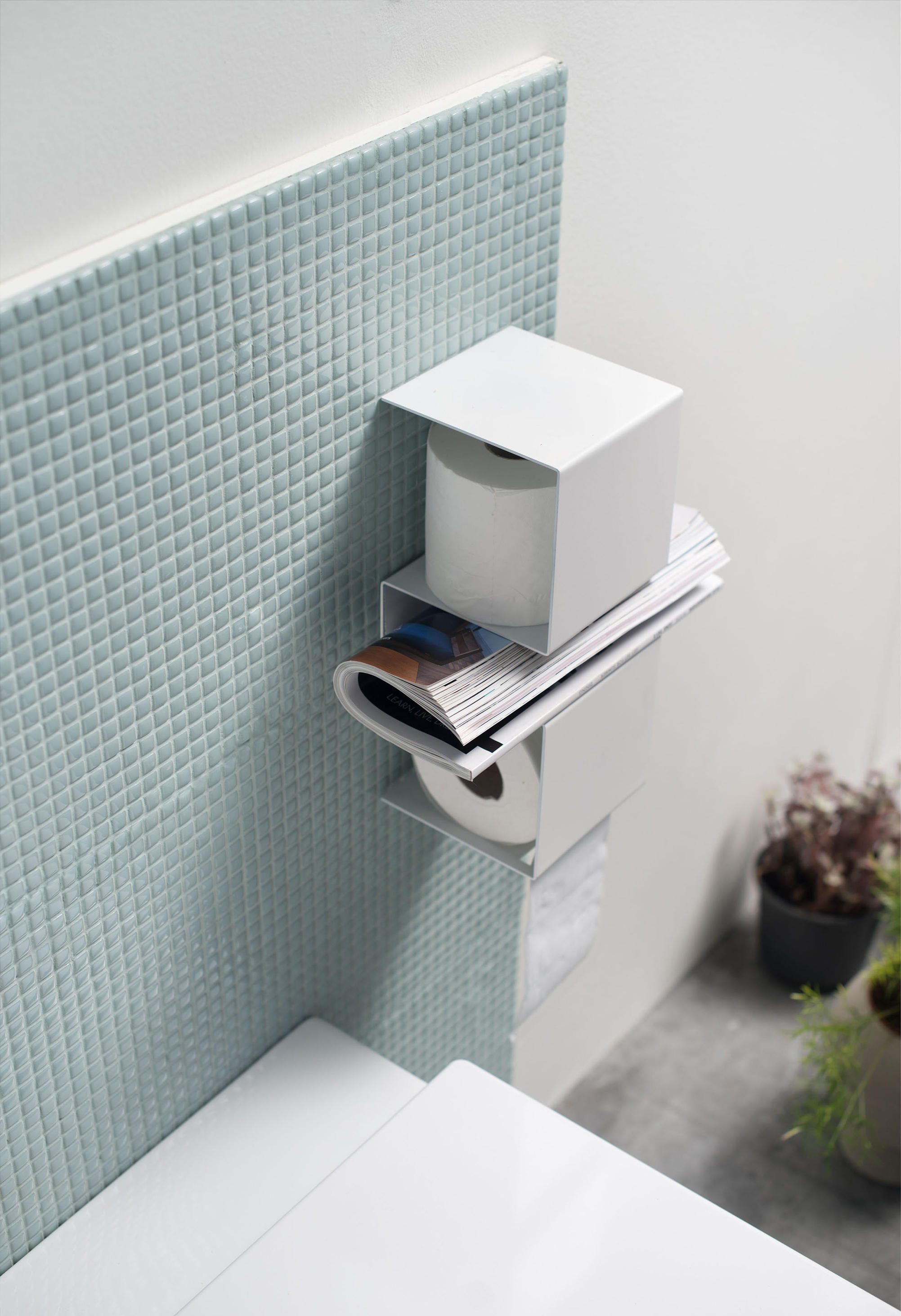 INTEAM - Bath shelving from EX.T | Architonic
