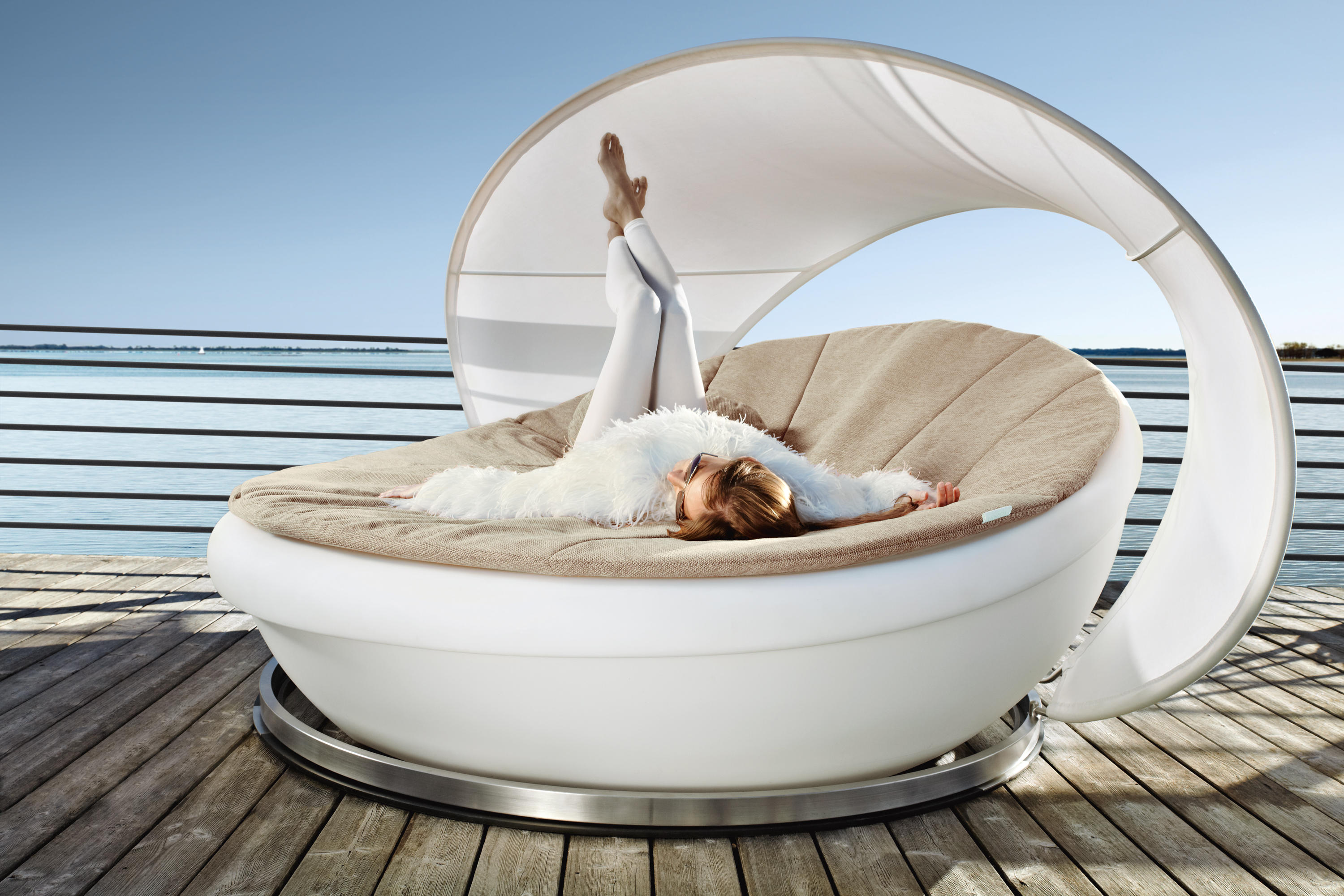 Lagoon Daybed Seating Islands From Solpuri Architonic