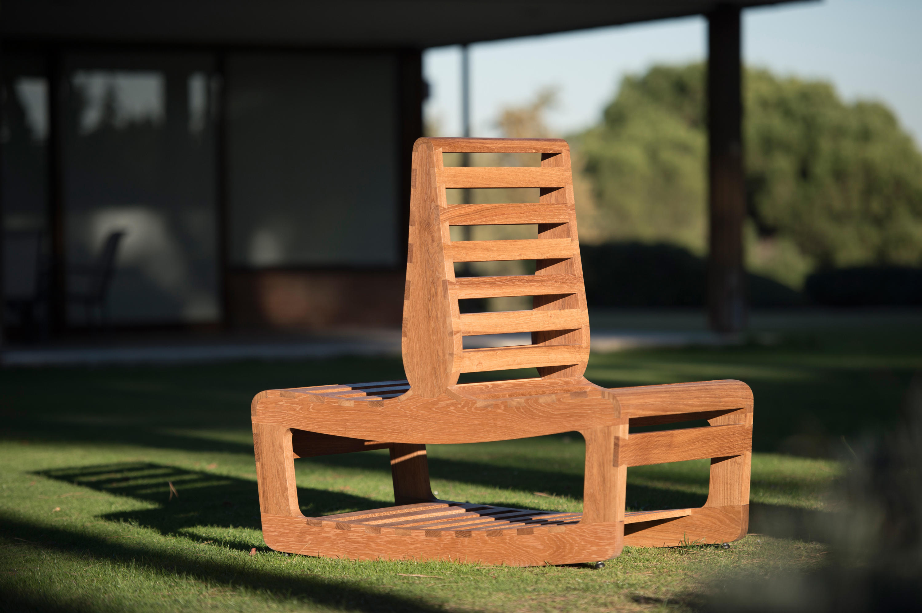 Happy Chair By QoWood