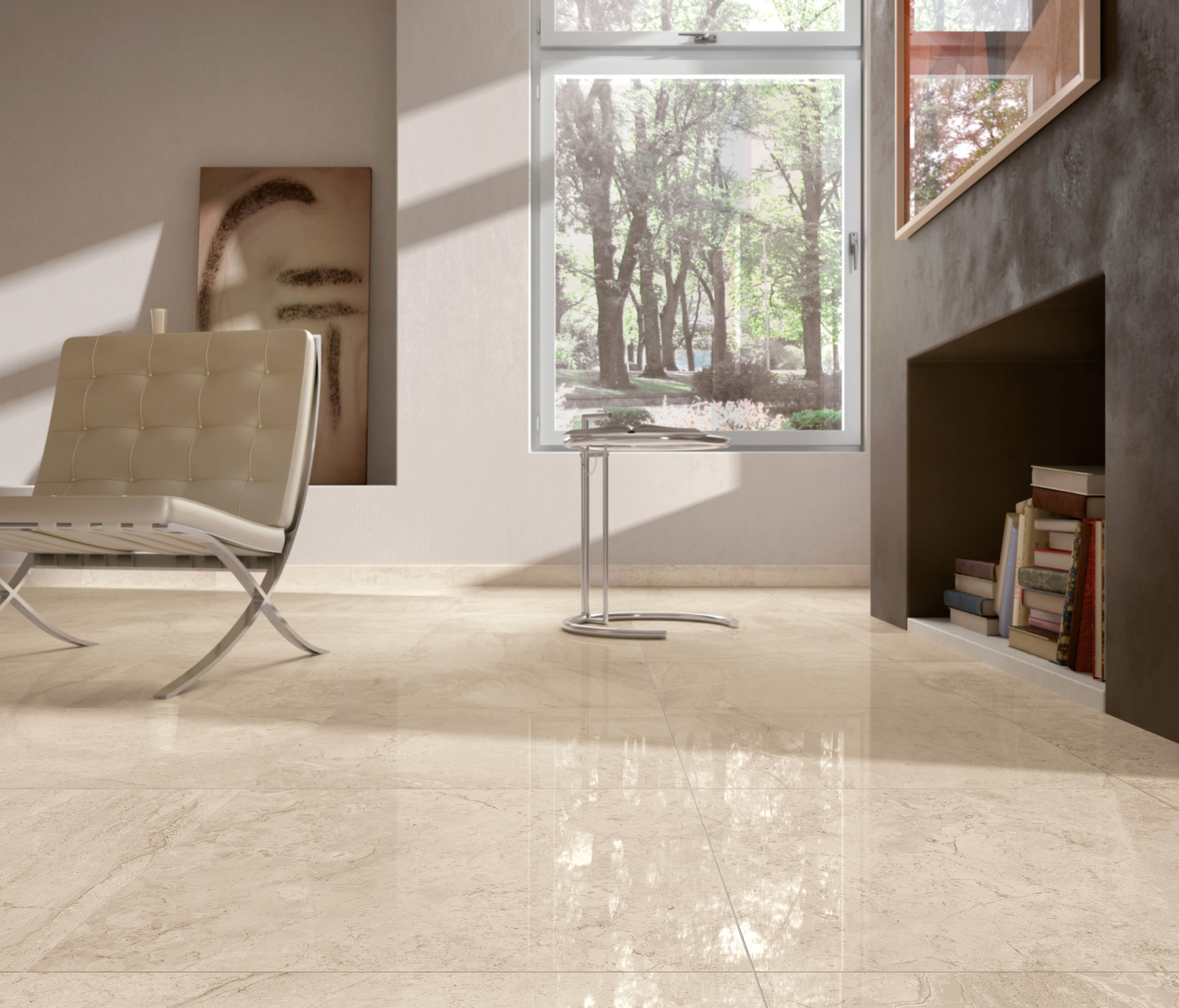 Gotha bronze floor tiles from ceramiche supergres architonic ambient images dailygadgetfo Gallery