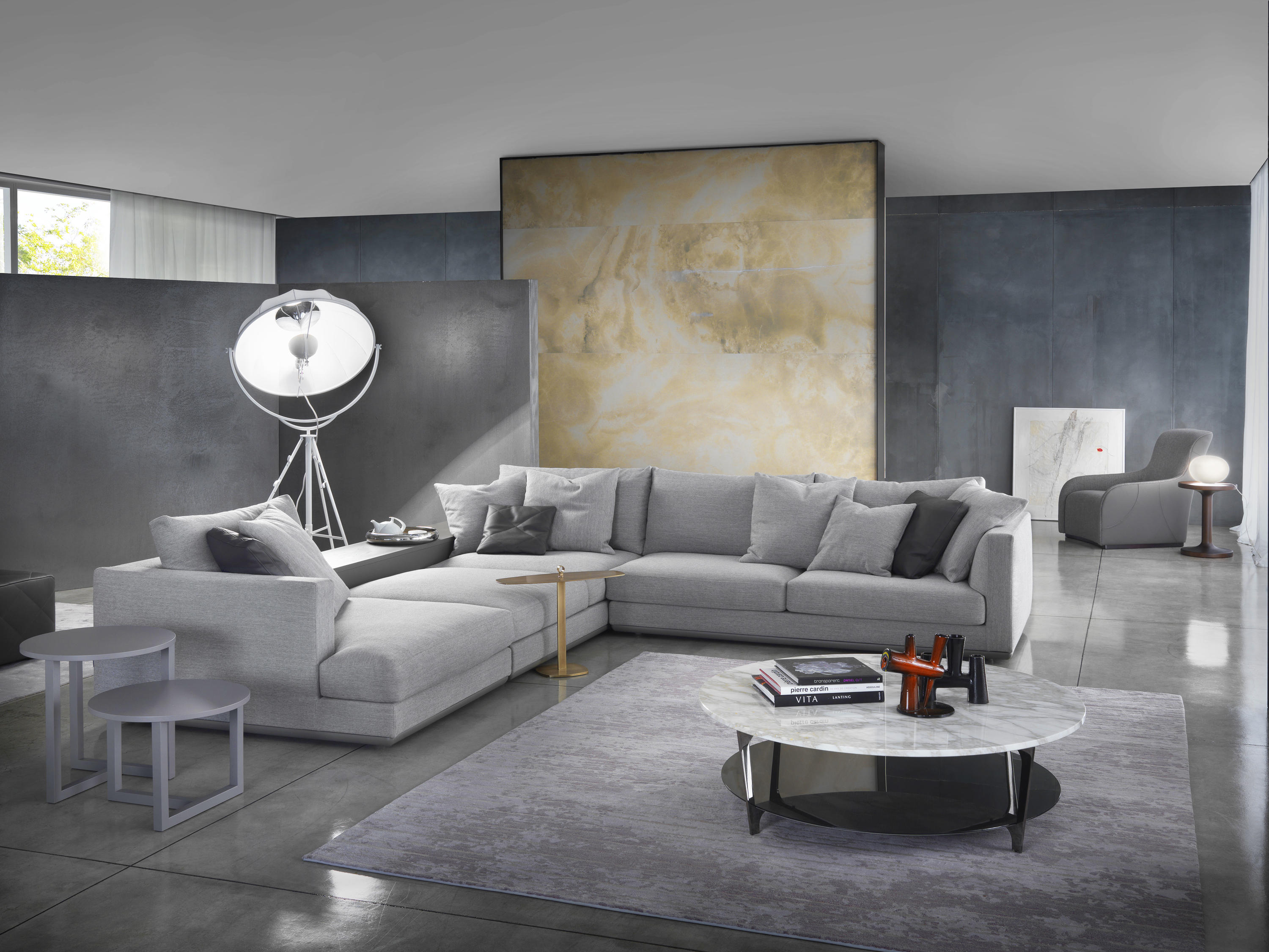 loft sofas loft reclining section sofa lay back with comfort and style thesofa. Black Bedroom Furniture Sets. Home Design Ideas