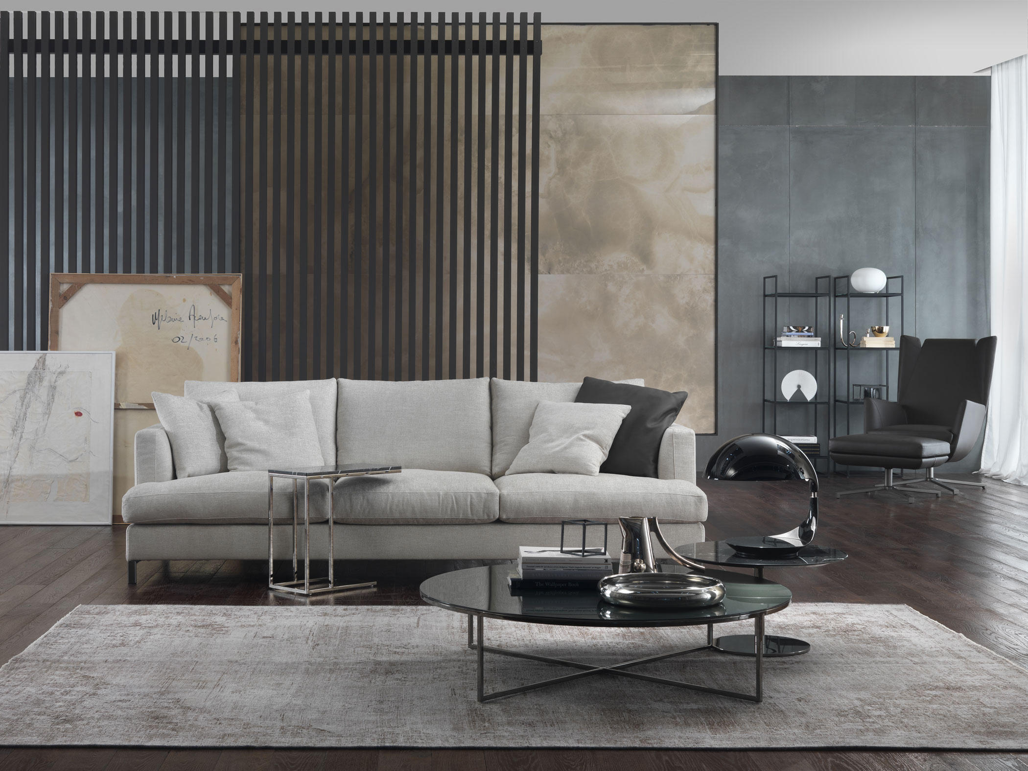 loft sofa lounge sofas from marelli architonic. Black Bedroom Furniture Sets. Home Design Ideas