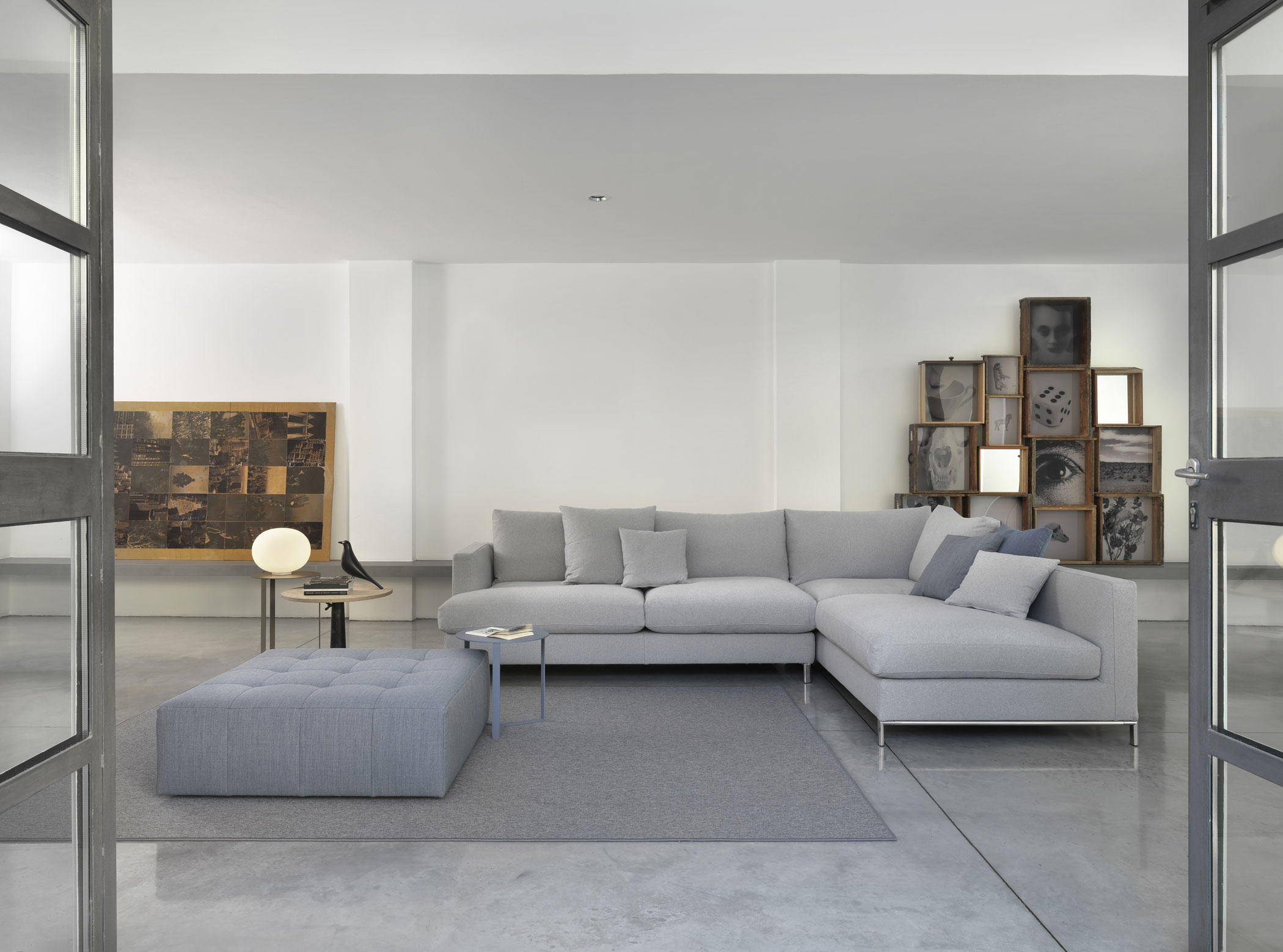 loft sofa loungesofas von marelli architonic. Black Bedroom Furniture Sets. Home Design Ideas