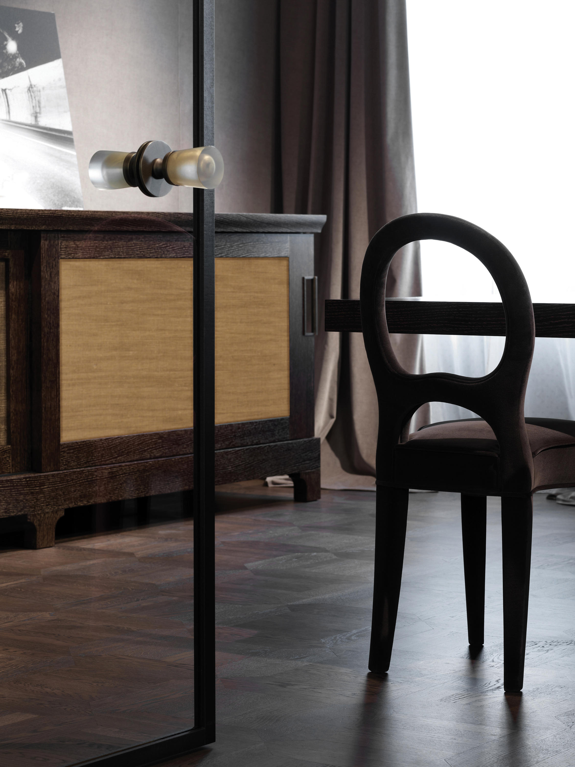 Oolong low cabinet sideboards from promemoria architonic - Promemoria mobili ...