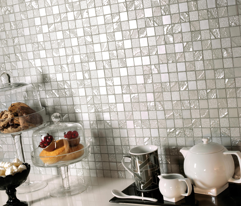 four seasons spring satin keramik mosaike von ceramiche. Black Bedroom Furniture Sets. Home Design Ideas