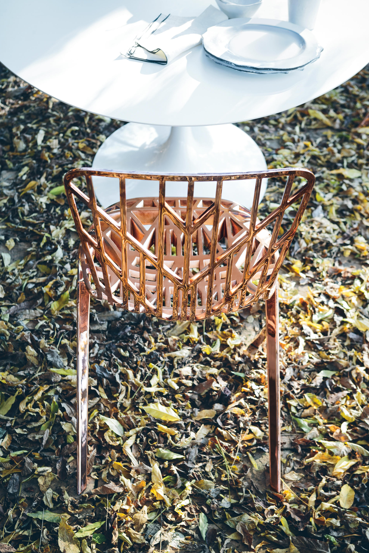 ... Washington Skeleton™ Aluminum Side Chair By Knoll International ...