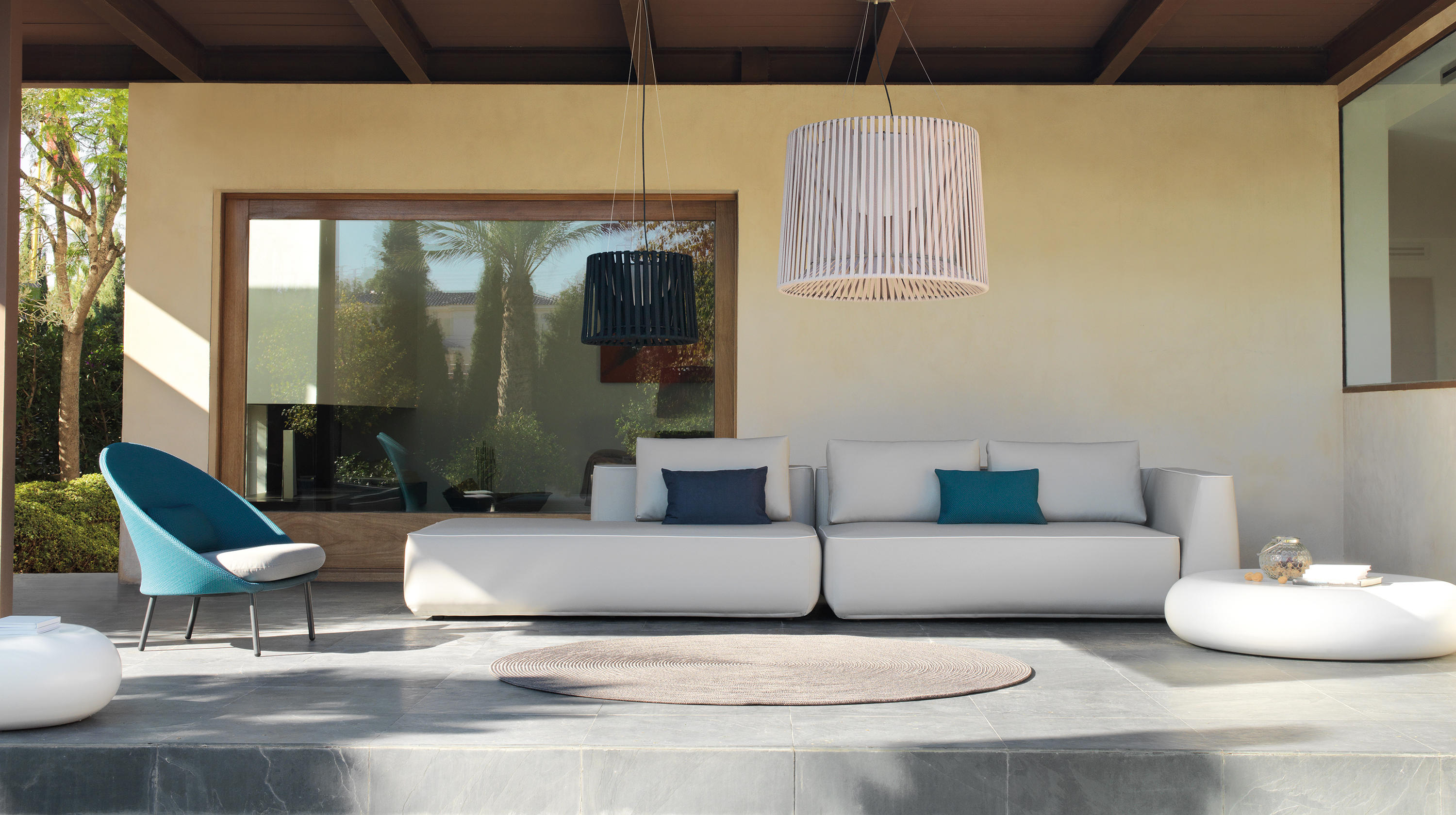Plump Composition Sofas From Expormim Architonic