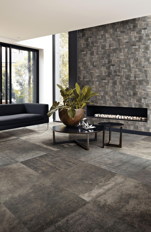La roche blanc tiles from rex ceramiche artistiche by for Carrelage rex