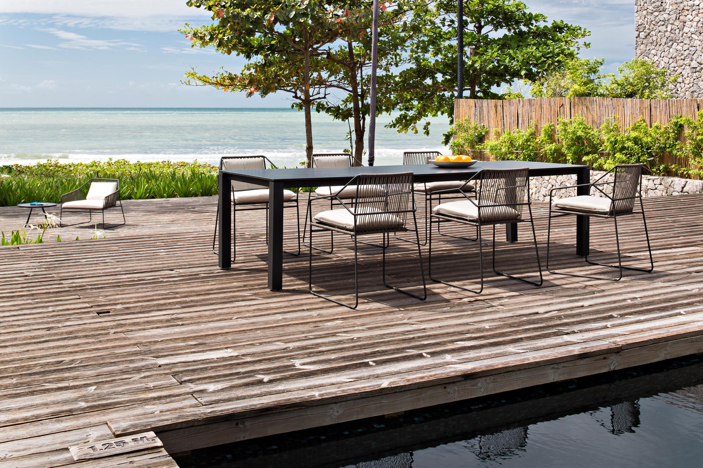 sandur club chair full woven garden armchairs from oasiq. Black Bedroom Furniture Sets. Home Design Ideas