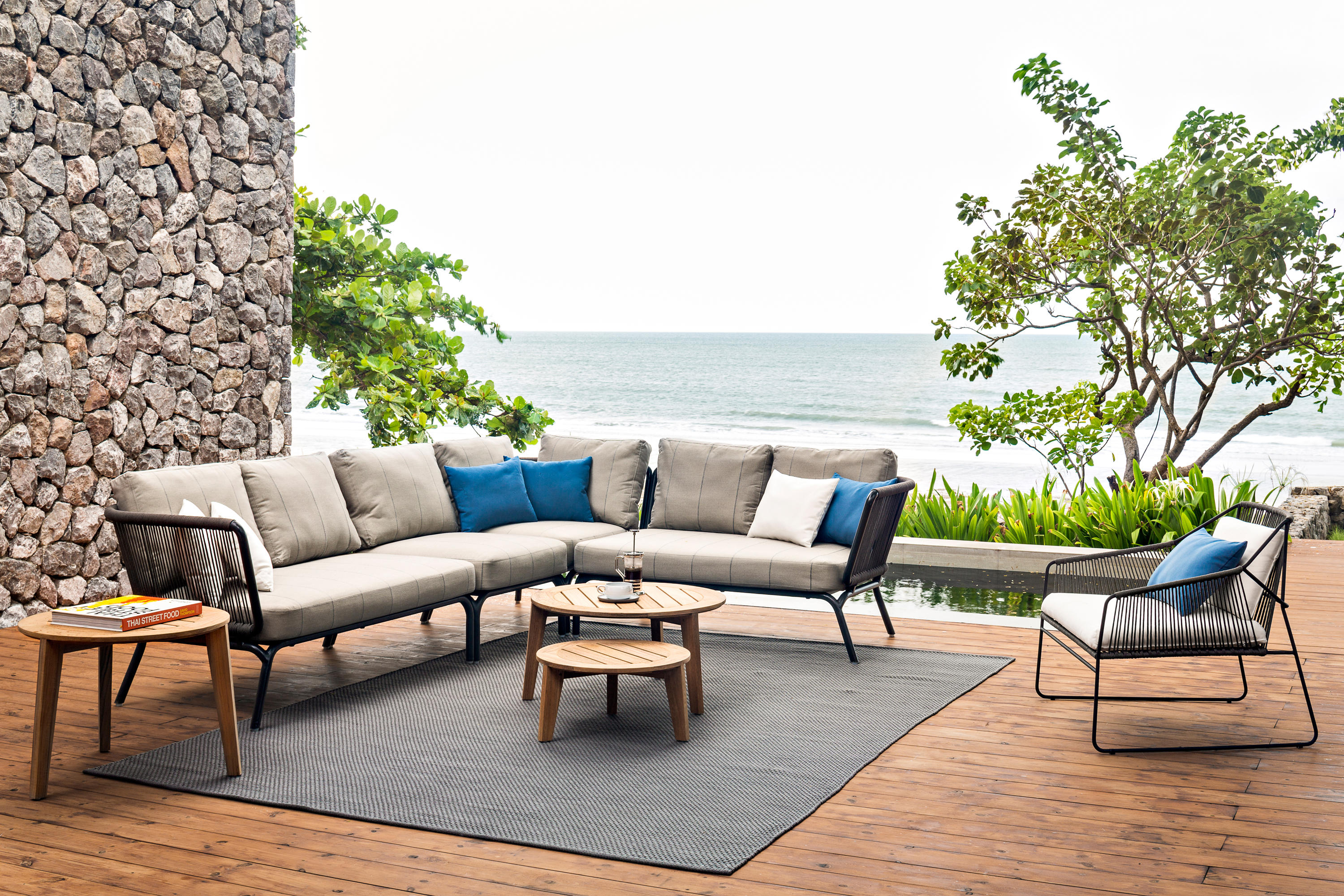 Yland 1 Seater Garden Armchairs From Oasiq Architonic