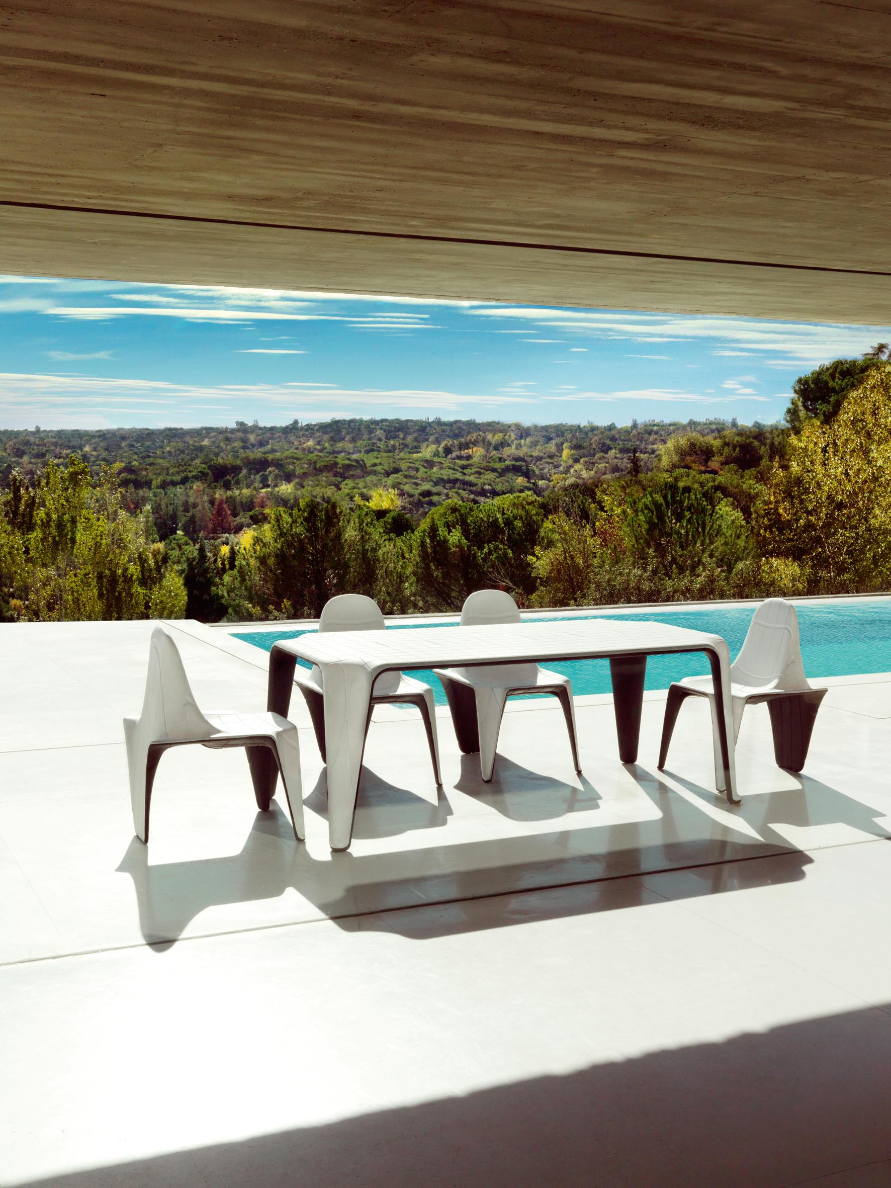 F3 table tavoli bassi da giardino vondom architonic for Produttori tavoli