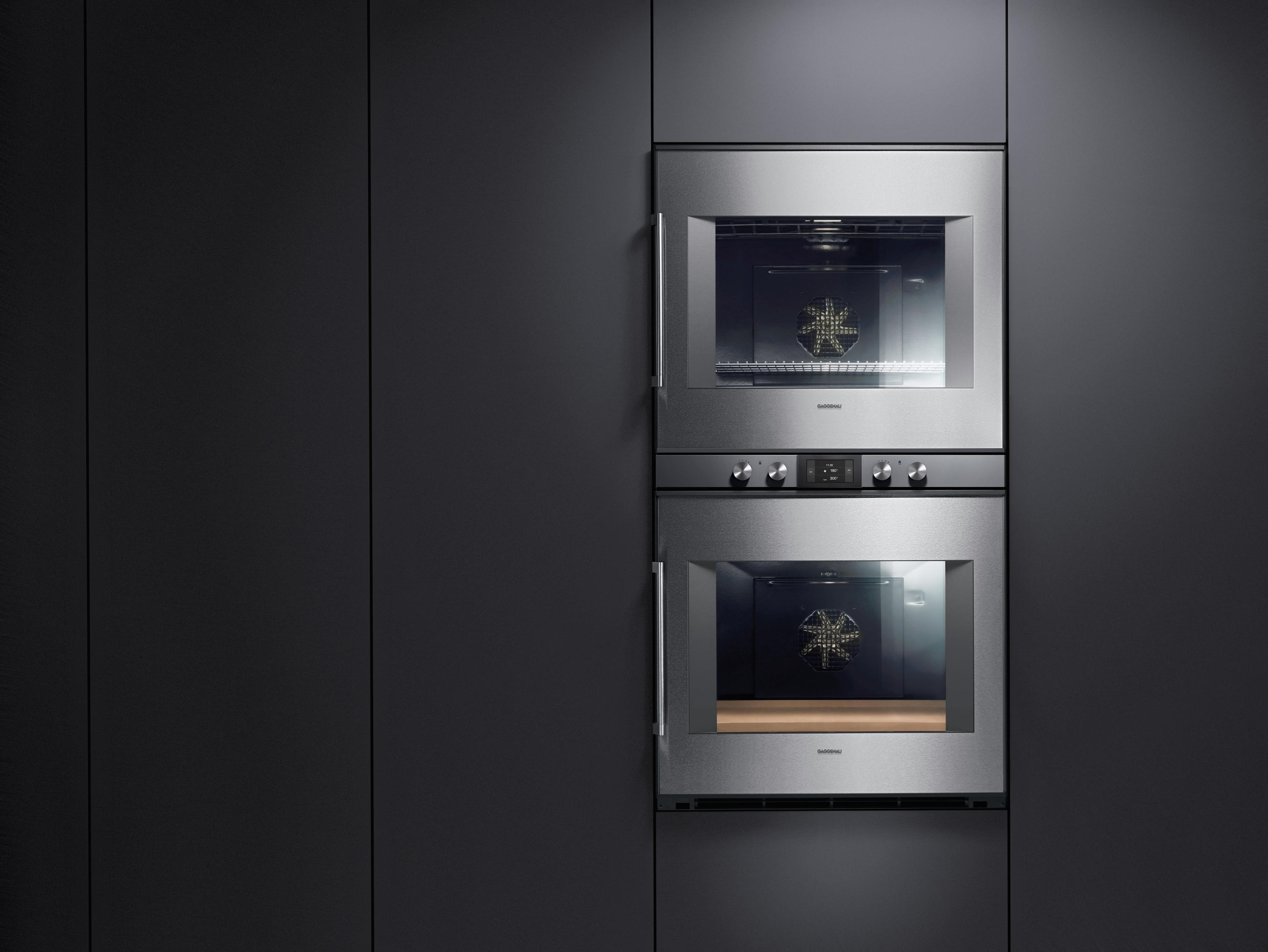 Double Oven 400 Series Bx 480 Bx 481 Ovens From Gaggenau
