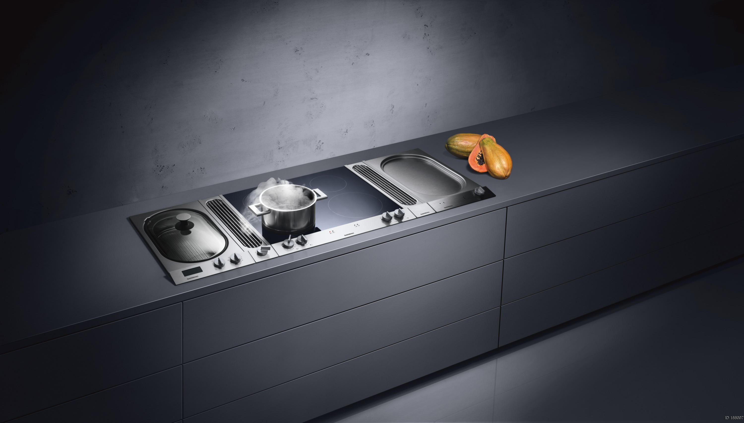 VARIO INDUCTION COOKTOP 200 SERIES | VI 270 - Hobs from Gaggenau ...