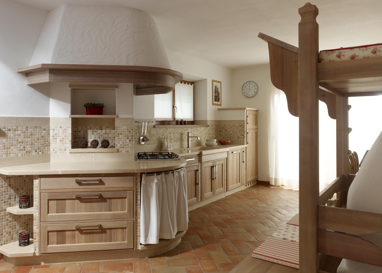 Larix 45 cucine a parete zaninelli architonic - Cucine a parete ...