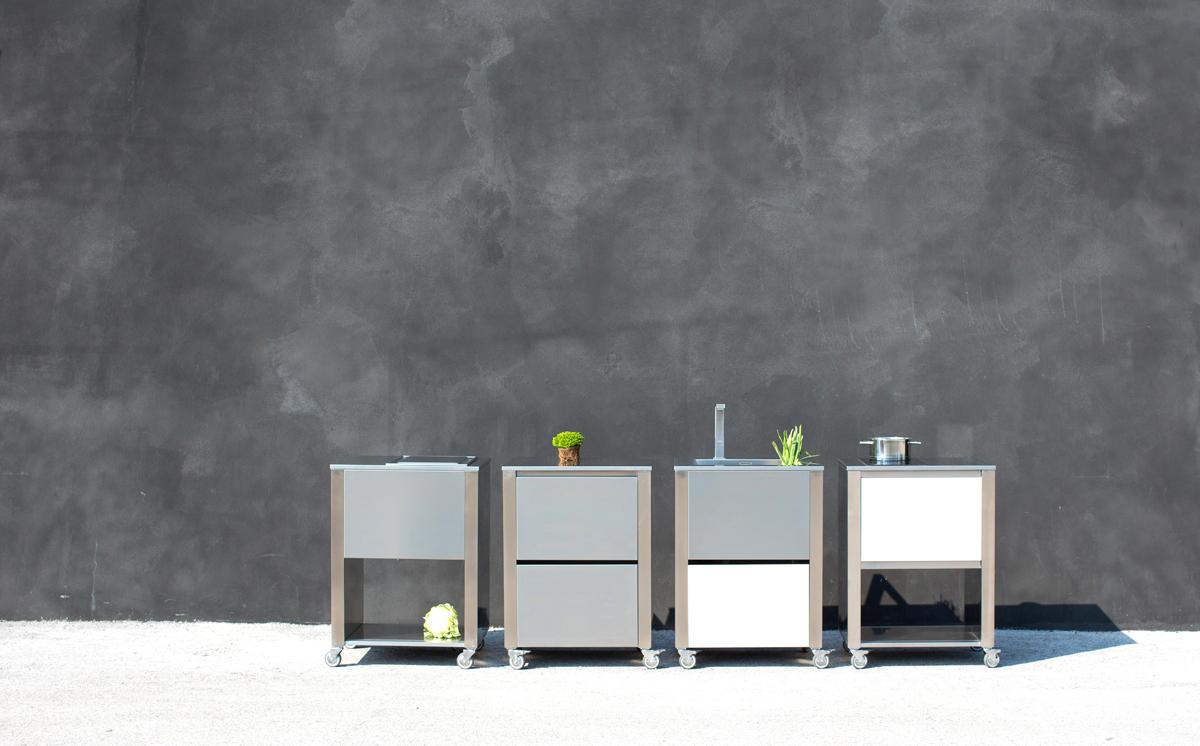 Sommerküche Module : Cunkitchen base 1 679111 außenküchen von jokodomus architonic
