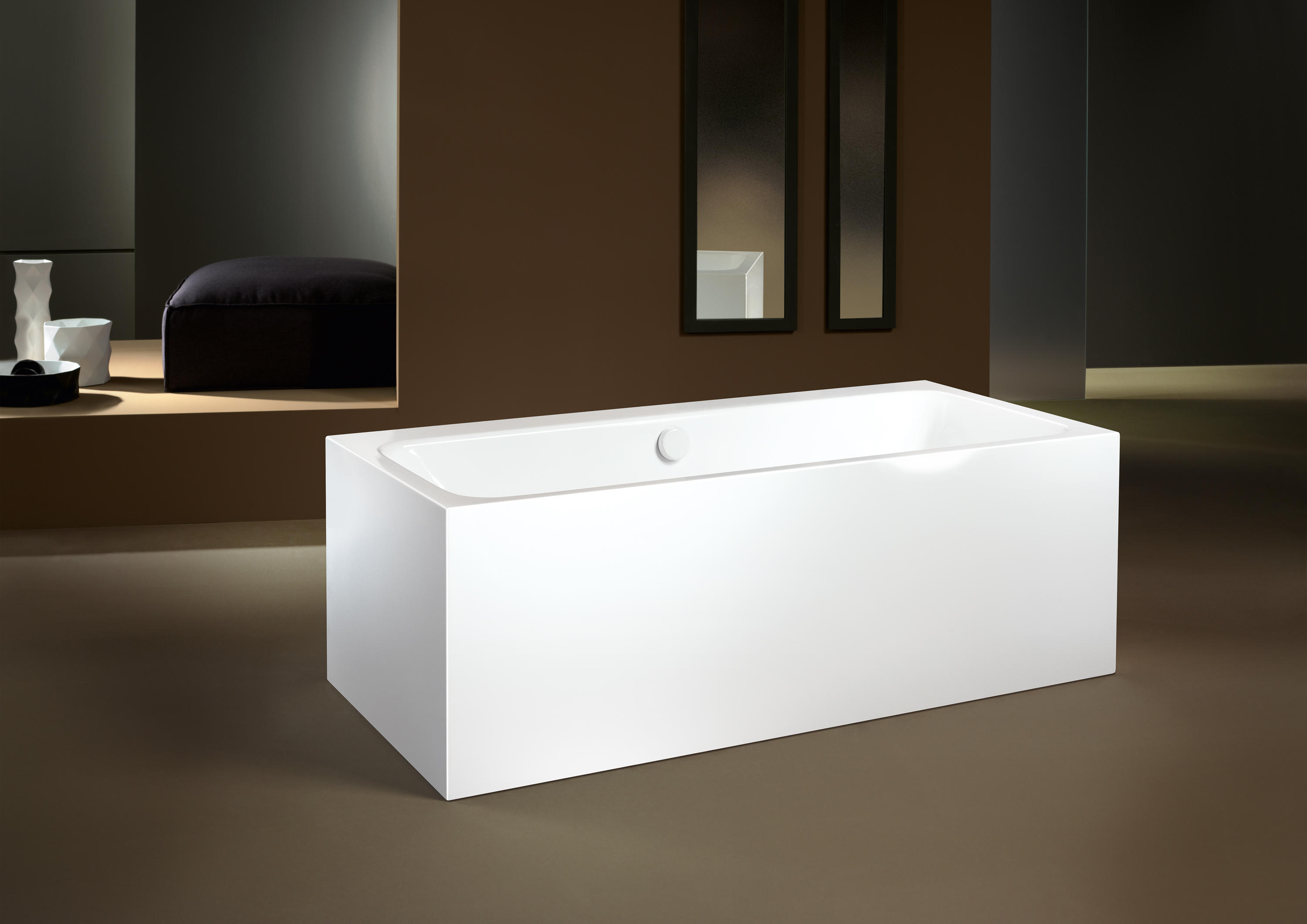 meisterst ck centro duo free standing baths from. Black Bedroom Furniture Sets. Home Design Ideas