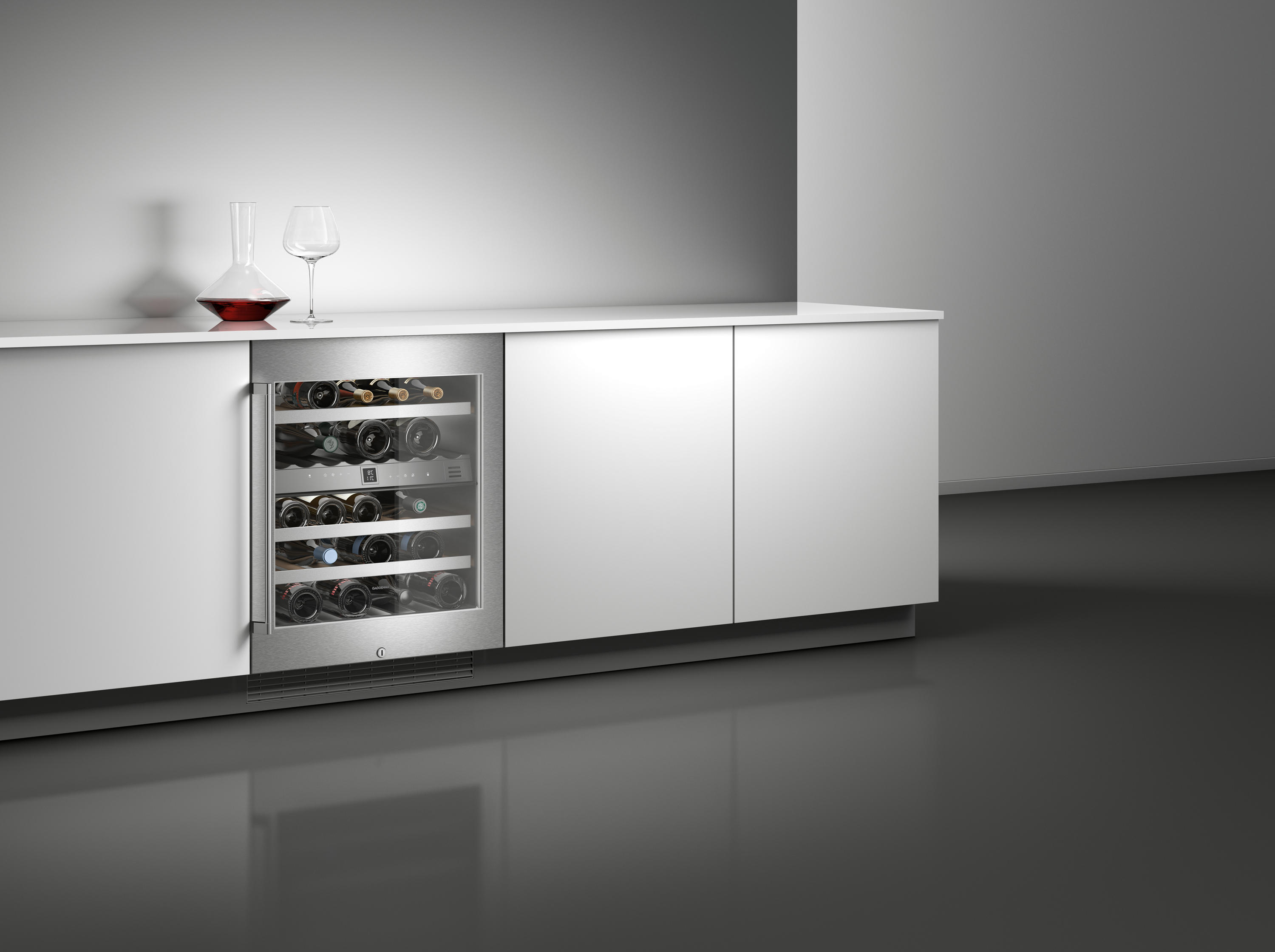 conservador de vino vario serie 400 rw 464 rw 414 frigor ficos neveras de gaggenau. Black Bedroom Furniture Sets. Home Design Ideas