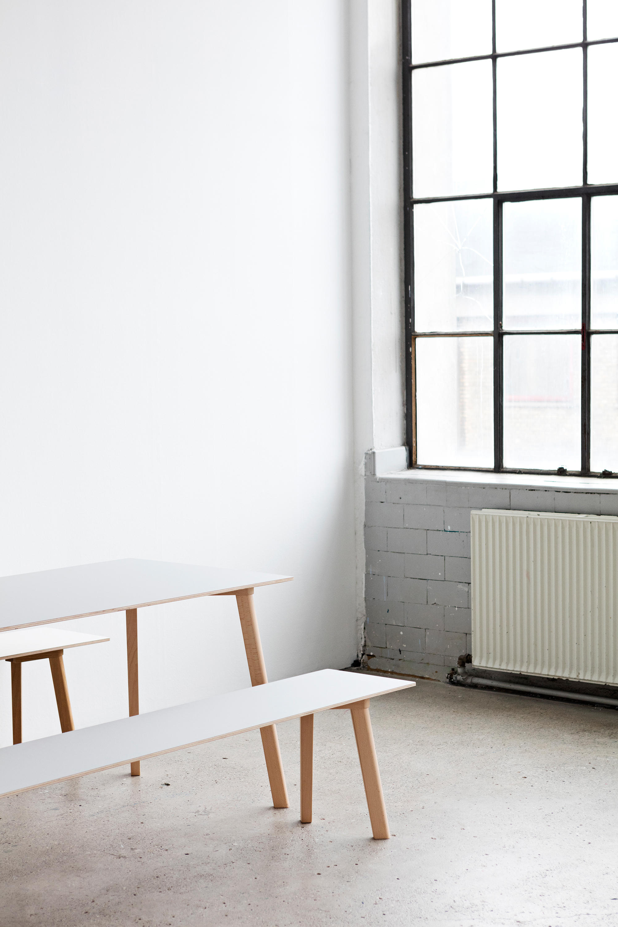 Copenhague Deux Table Cph210 Canteen Tables From Hay
