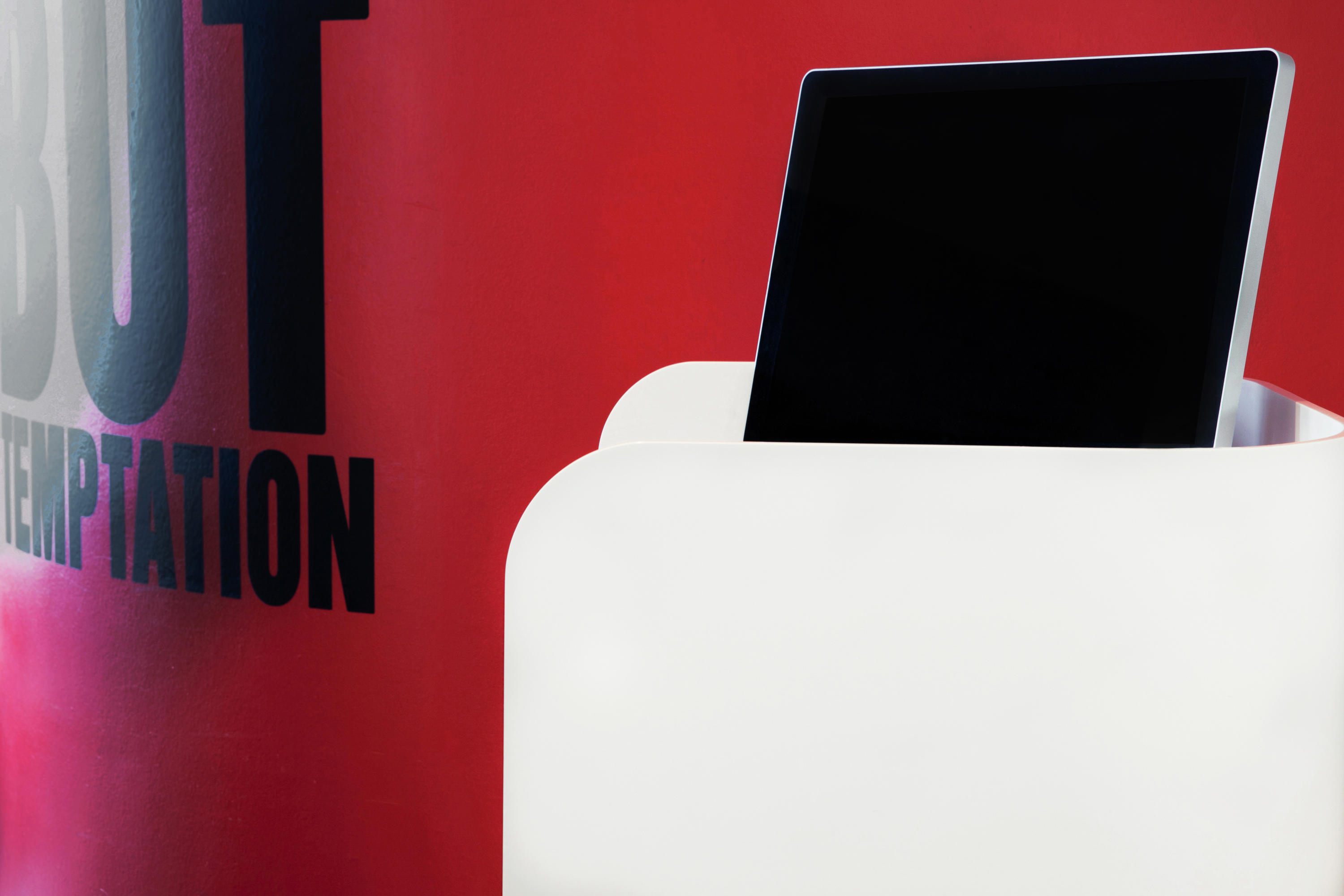 IMPACT LECTERN 2 WITH CORIAN® FRONT - Lecterns from GrapeDesign ...