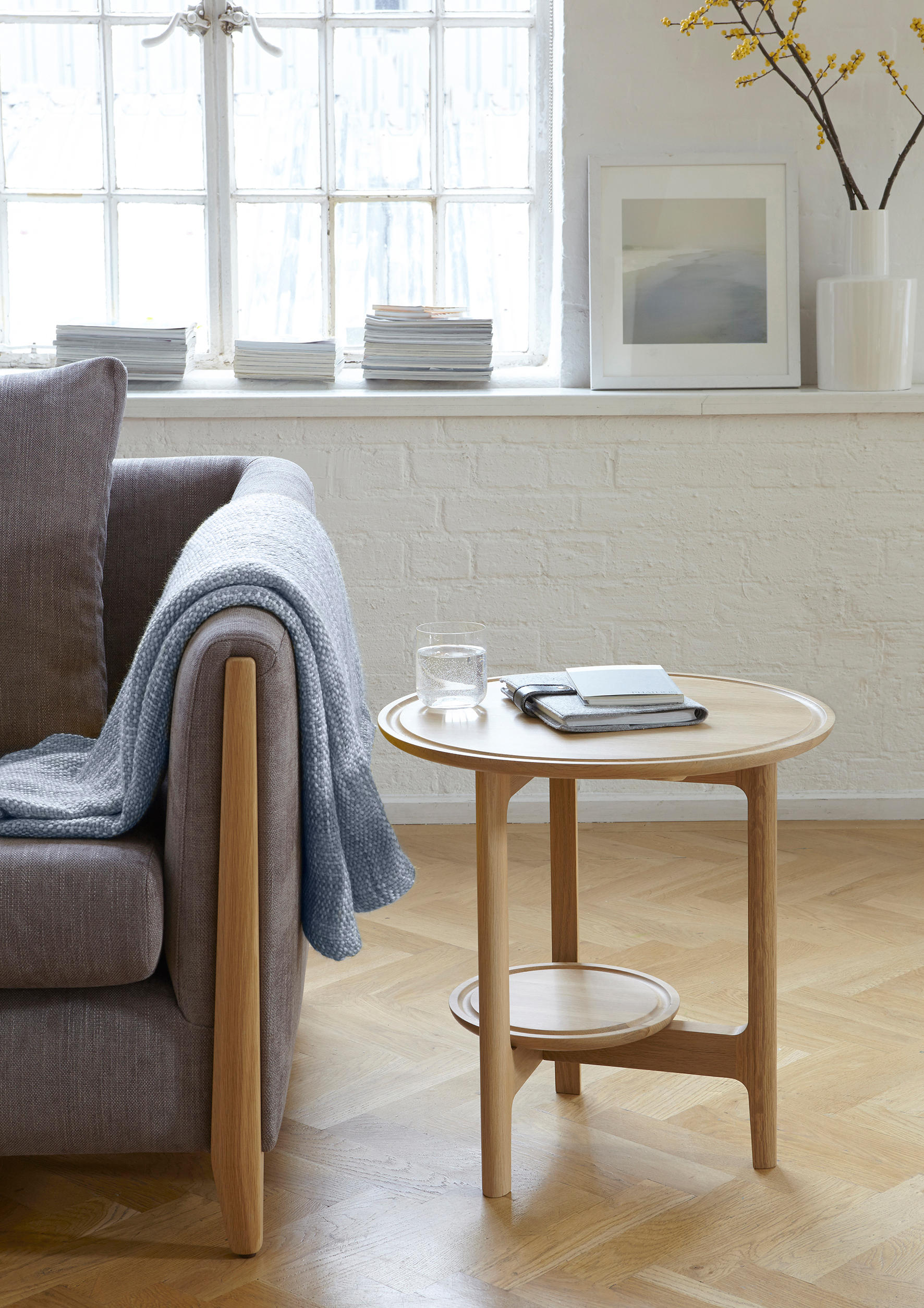 SVELTO COFFEE TABLE Lounge tables from Ercol
