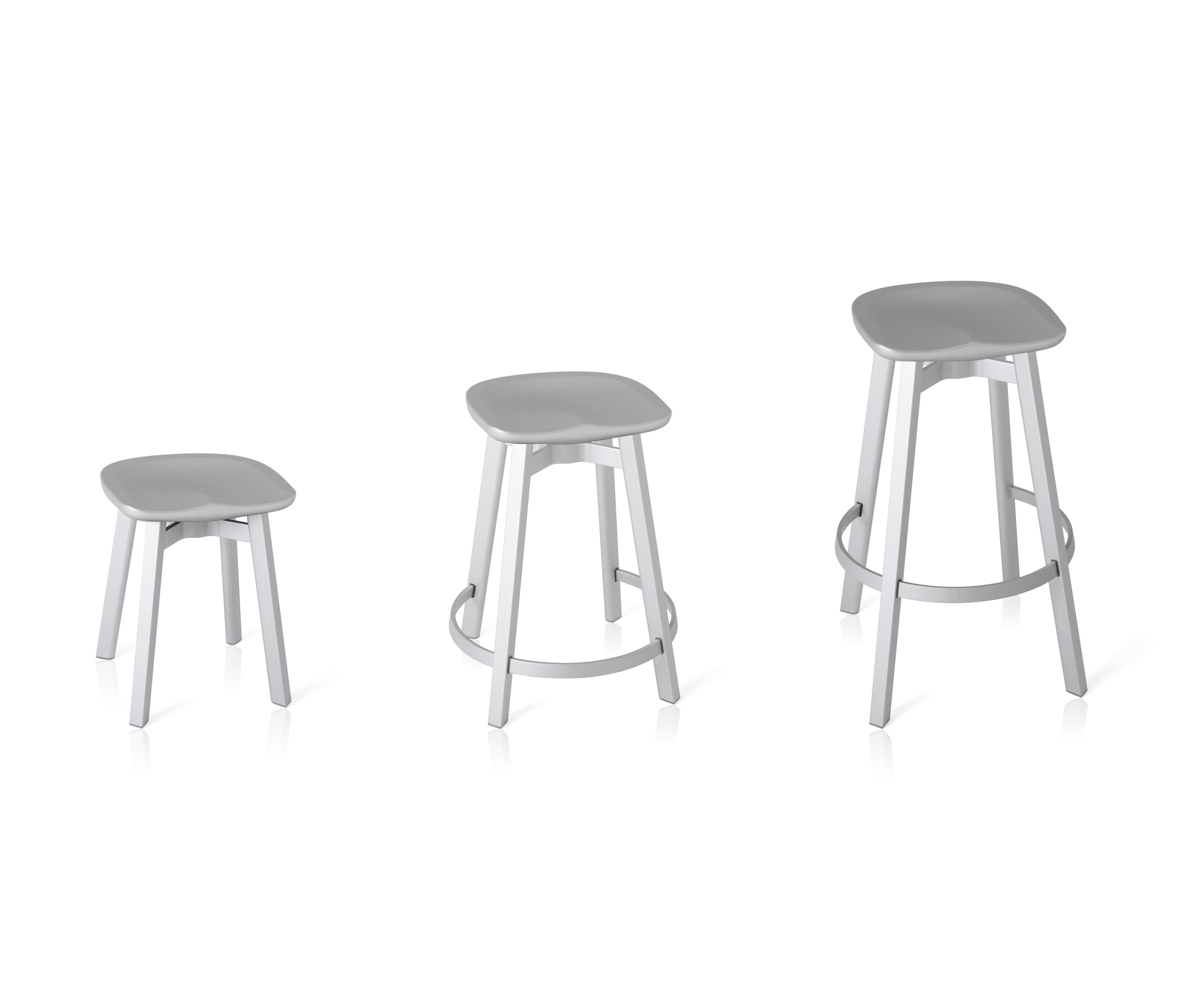 EMECO SU SMALL STOOL Stools from emeco