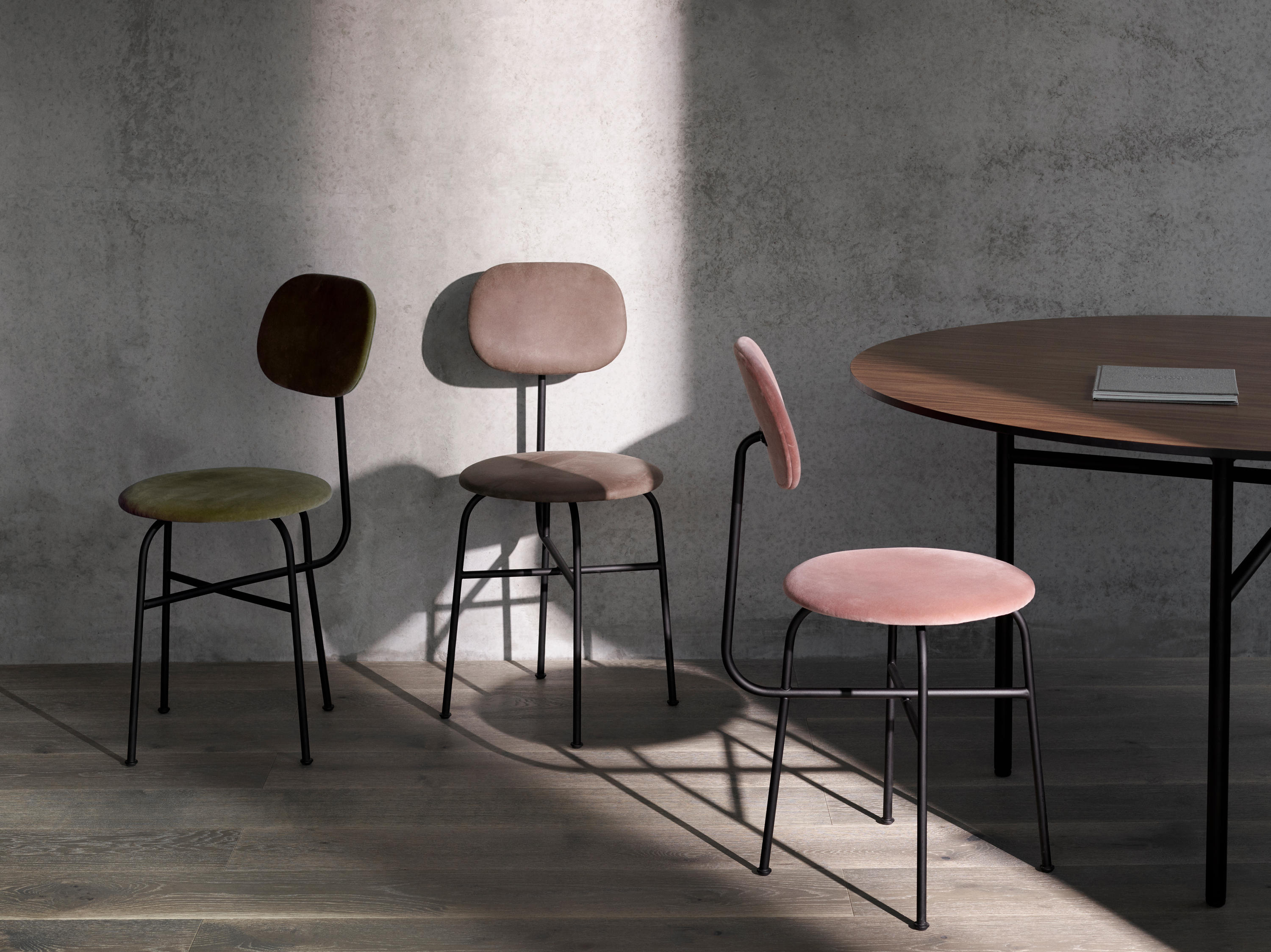AFTEROOM DINING CHAIR 3 | BLACK - Stühle von MENU | Architonic