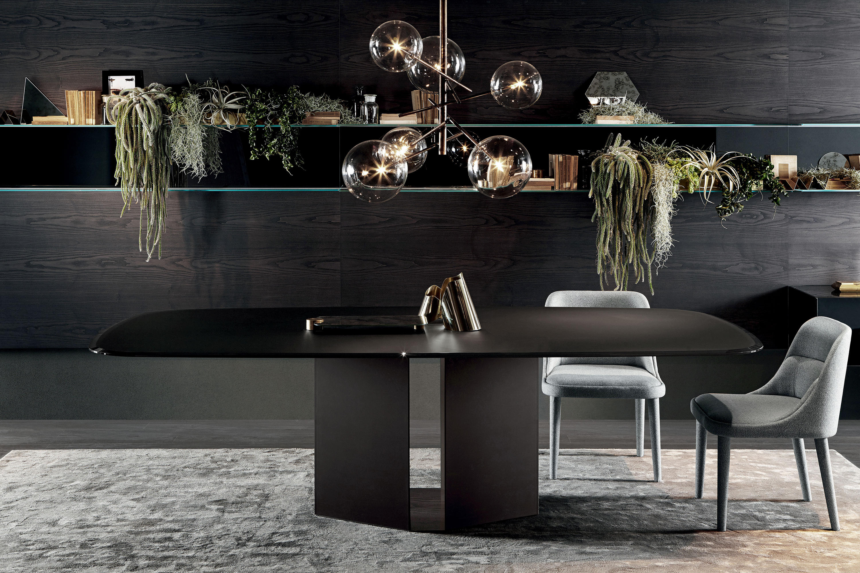 eyl dining tables from gallotti radice architonic. Black Bedroom Furniture Sets. Home Design Ideas