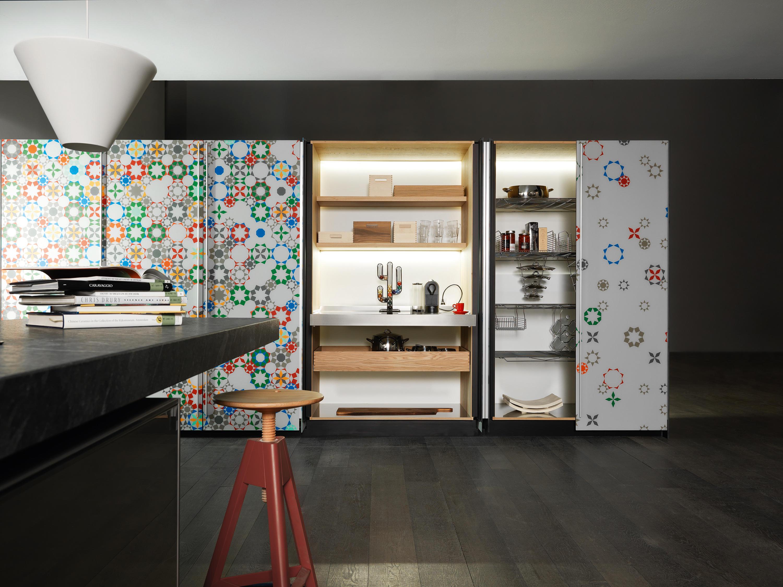 Terra Casa Amsterdam : New logica system artematica vitrum einbauküchen von valcucine