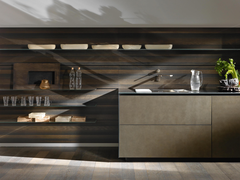 RICICLANTICA ACCIAIO - Cucine a parete Valcucine | Architonic