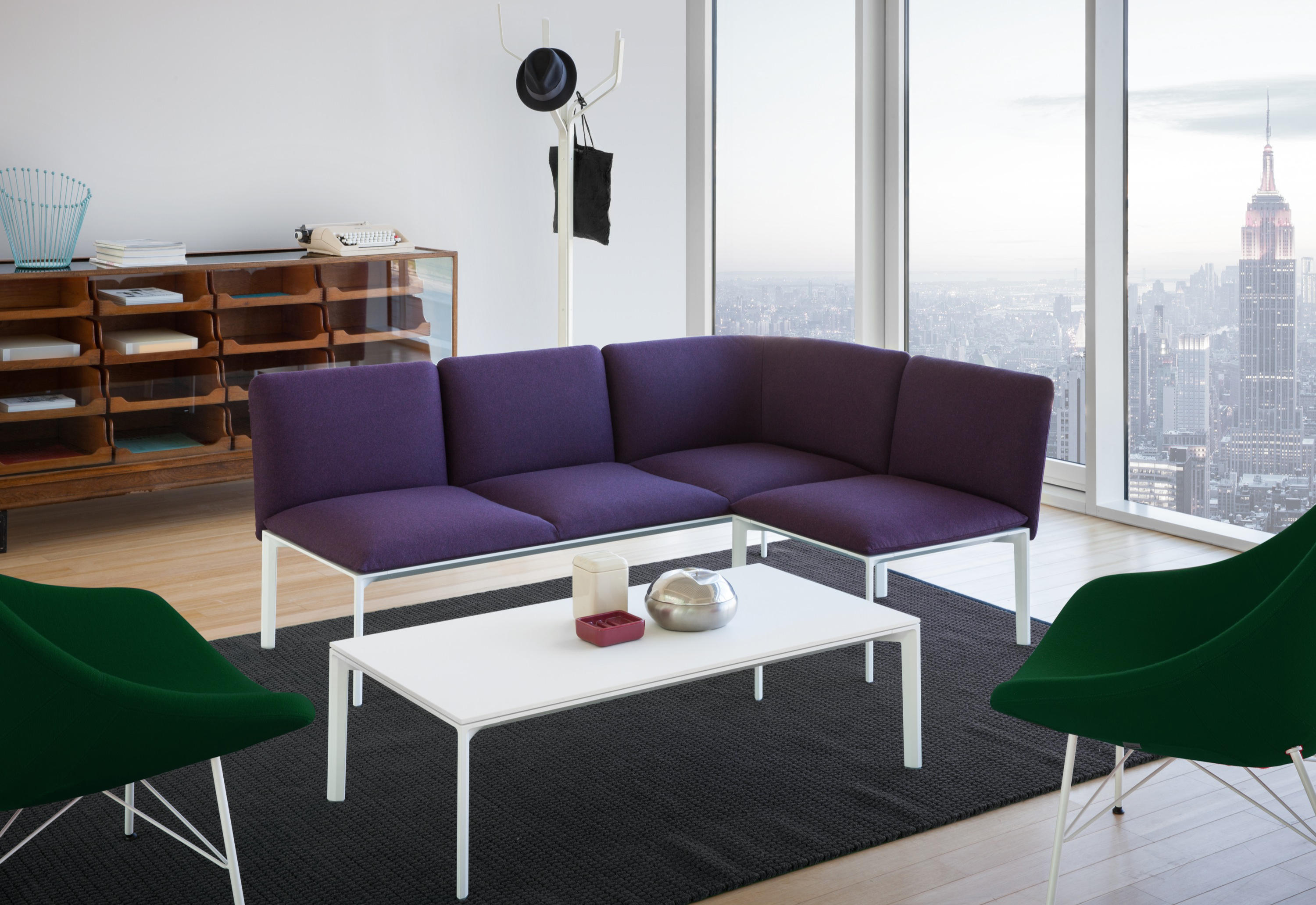 Add bench system modular seating systems from lapalma for Furniture palma