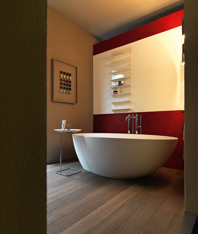 Muse vasca da bagno vasche kos architonic - Produzione vasche da bagno ...