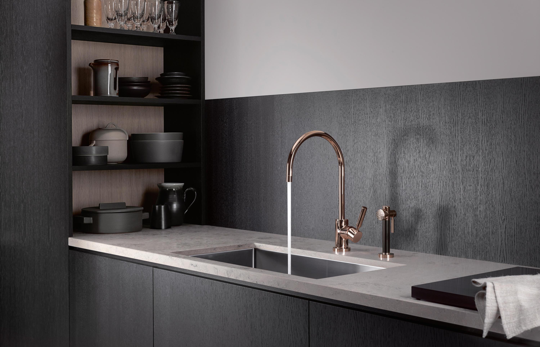Black Kitchen Sink Taps - Inianwarhadi