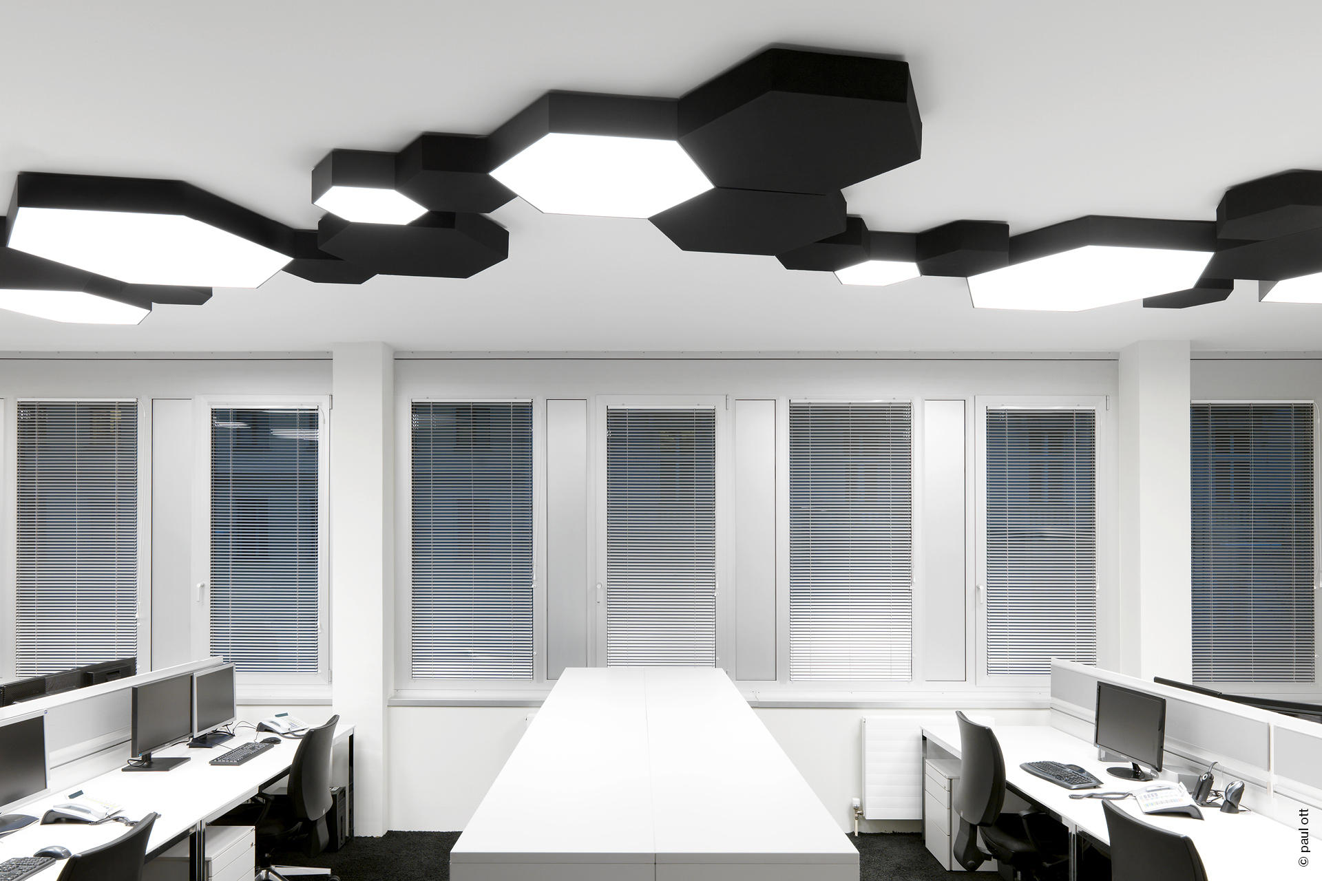 Hex O Ceiling Ceiling Lights From Xal Architonic
