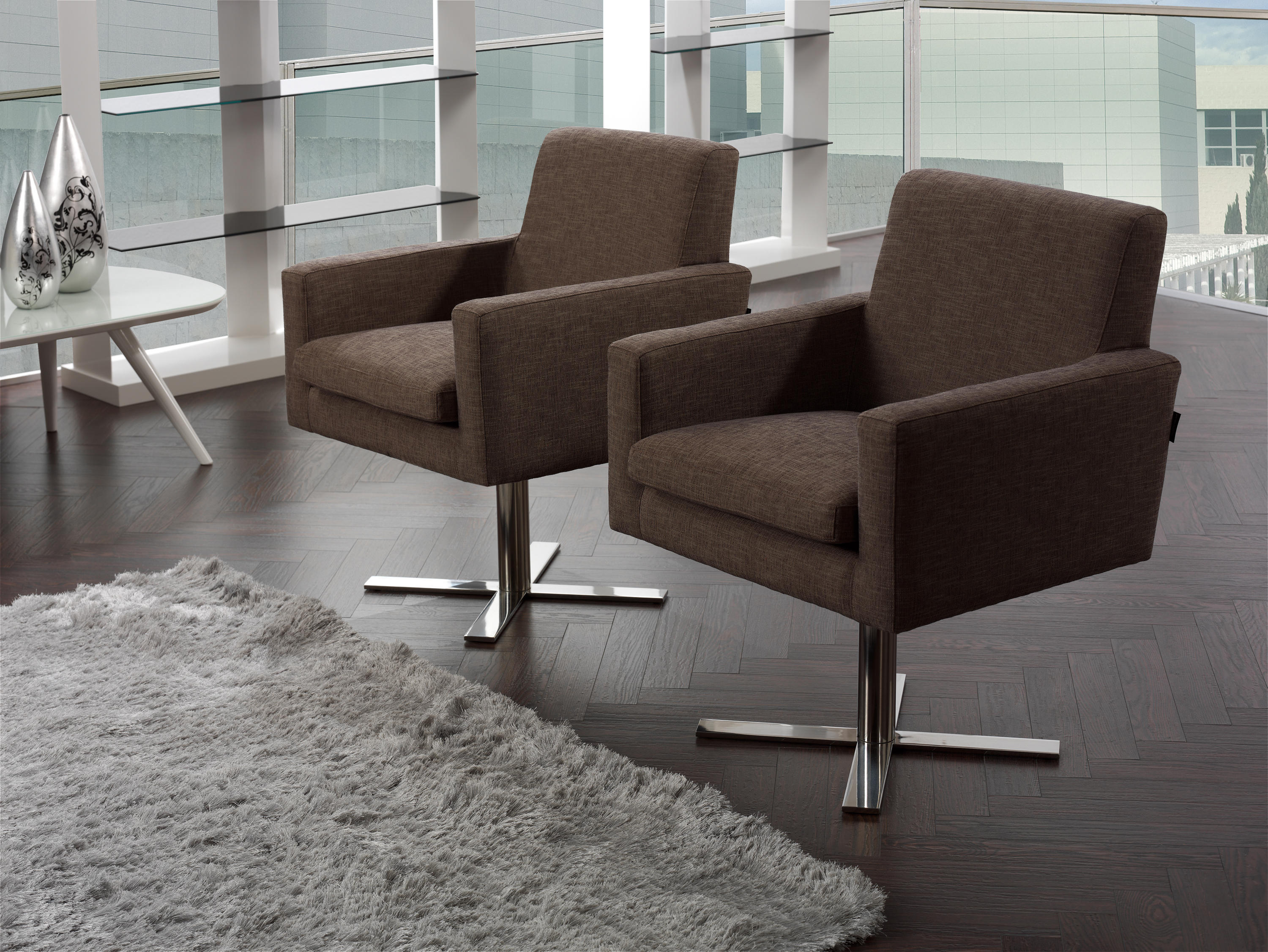 City Lounge Chairs From Belta Frajumar Architonic # Muebles City Club