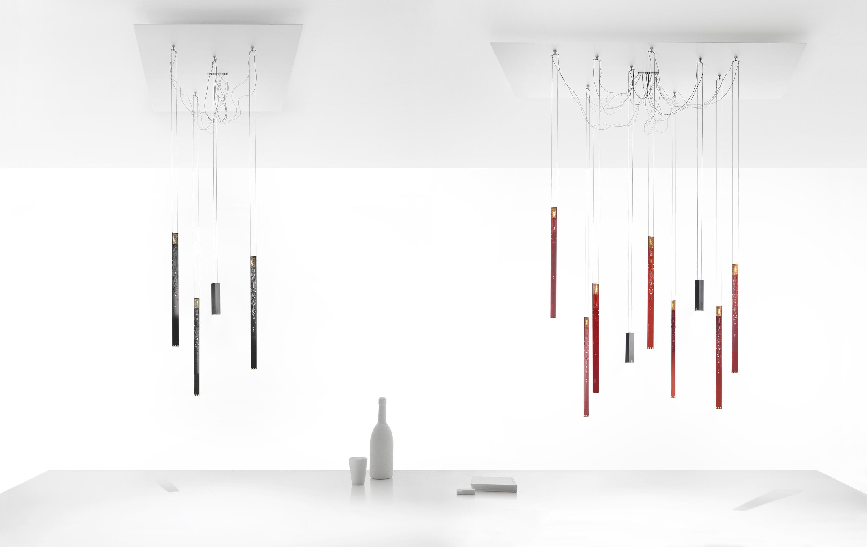 flying flames general lighting from ingo maurer architonic. Black Bedroom Furniture Sets. Home Design Ideas