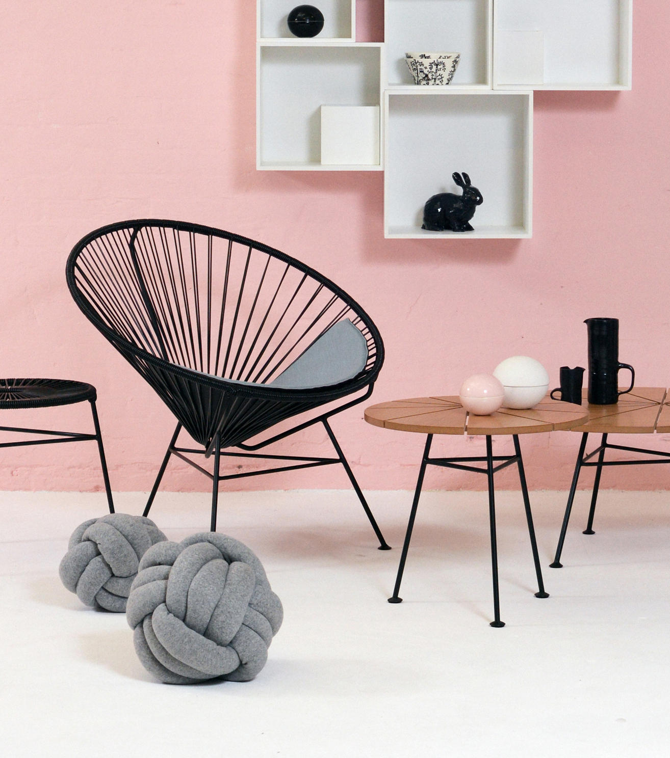 acapulco chair garden armchairs from ok design architonic. Black Bedroom Furniture Sets. Home Design Ideas