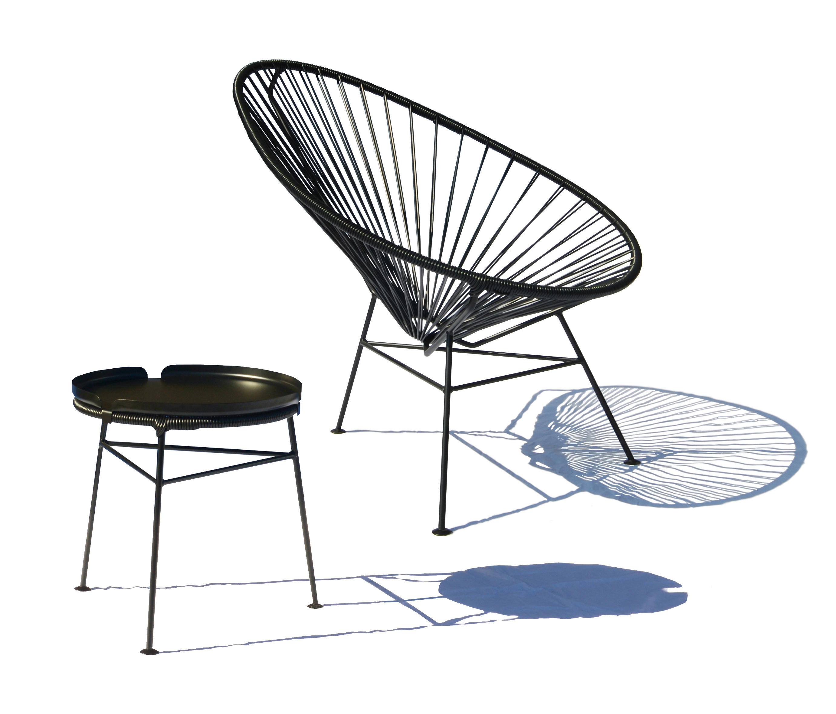 Acapulco chair garden armchairs from ok design architonic for Sedia acapulco