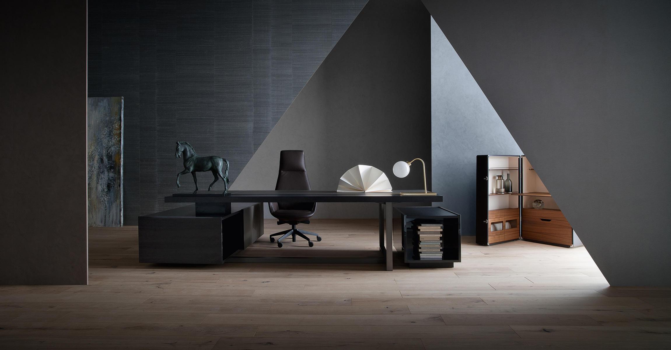 Jobs Easy Desk Desks From Poltrona Frau Architonic