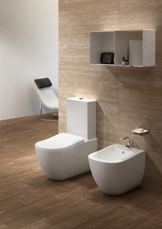 Fluid Freestanding Washbasin Room Centre Architonic