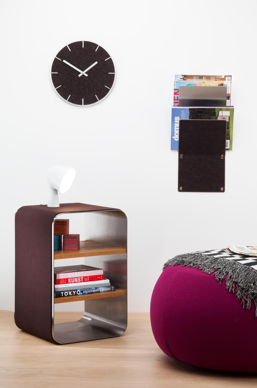 trak schl sselk sten von echtstahl architonic. Black Bedroom Furniture Sets. Home Design Ideas