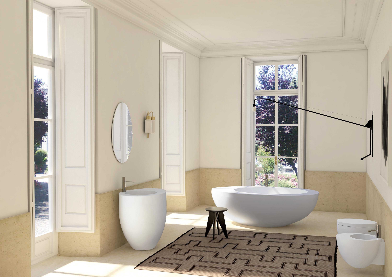 Le giare lavabo freestanding lavabi ceramica cielo architonic