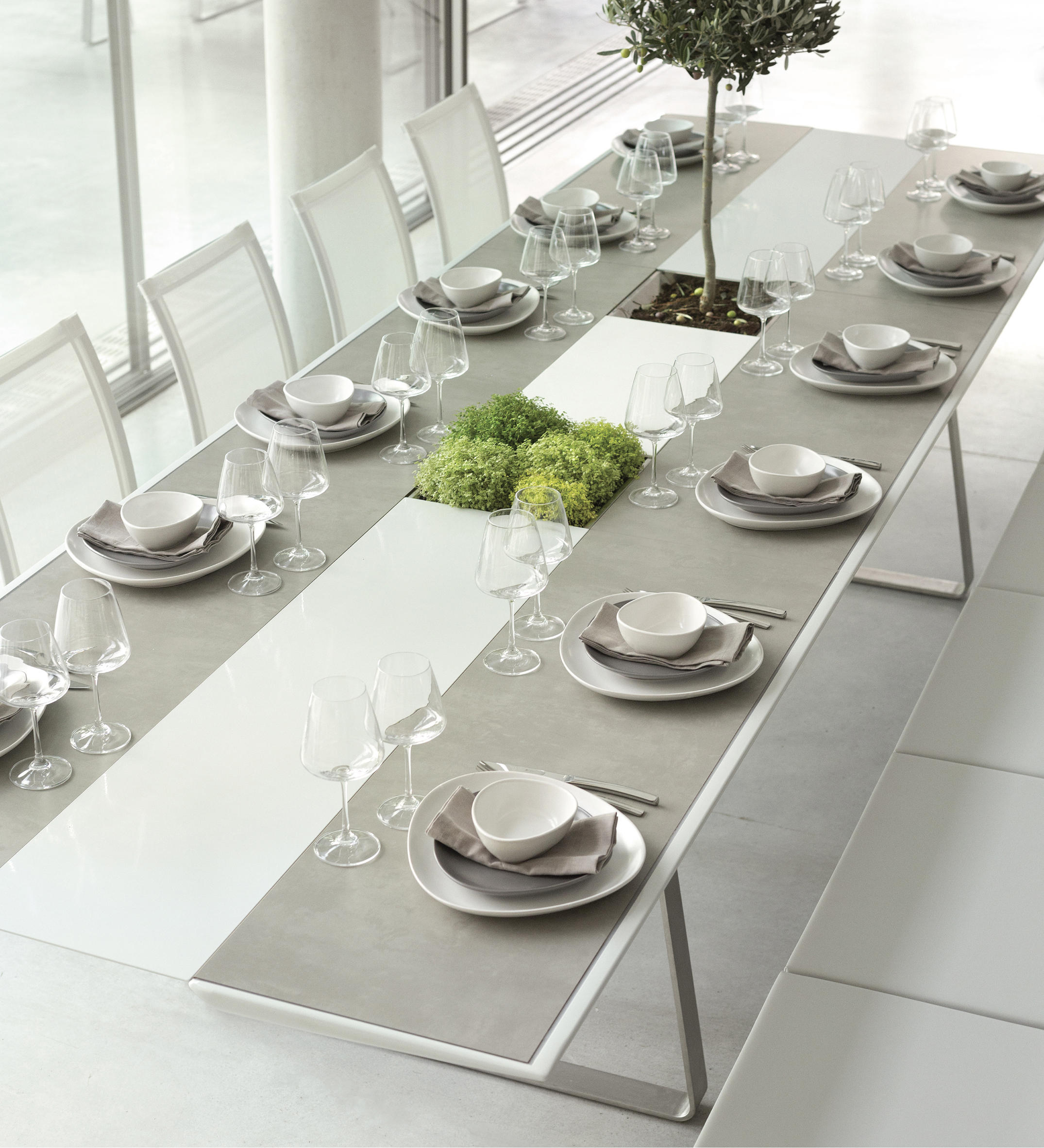 Table De Jardin Ego > Extrados Table 240 Dining Tables From Ego Paris Architonic