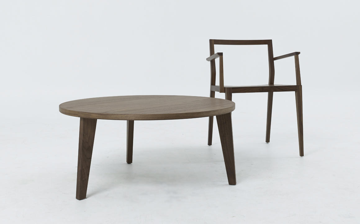 Coffeetable low lounge tables from mint furniture for Coffee tables b m