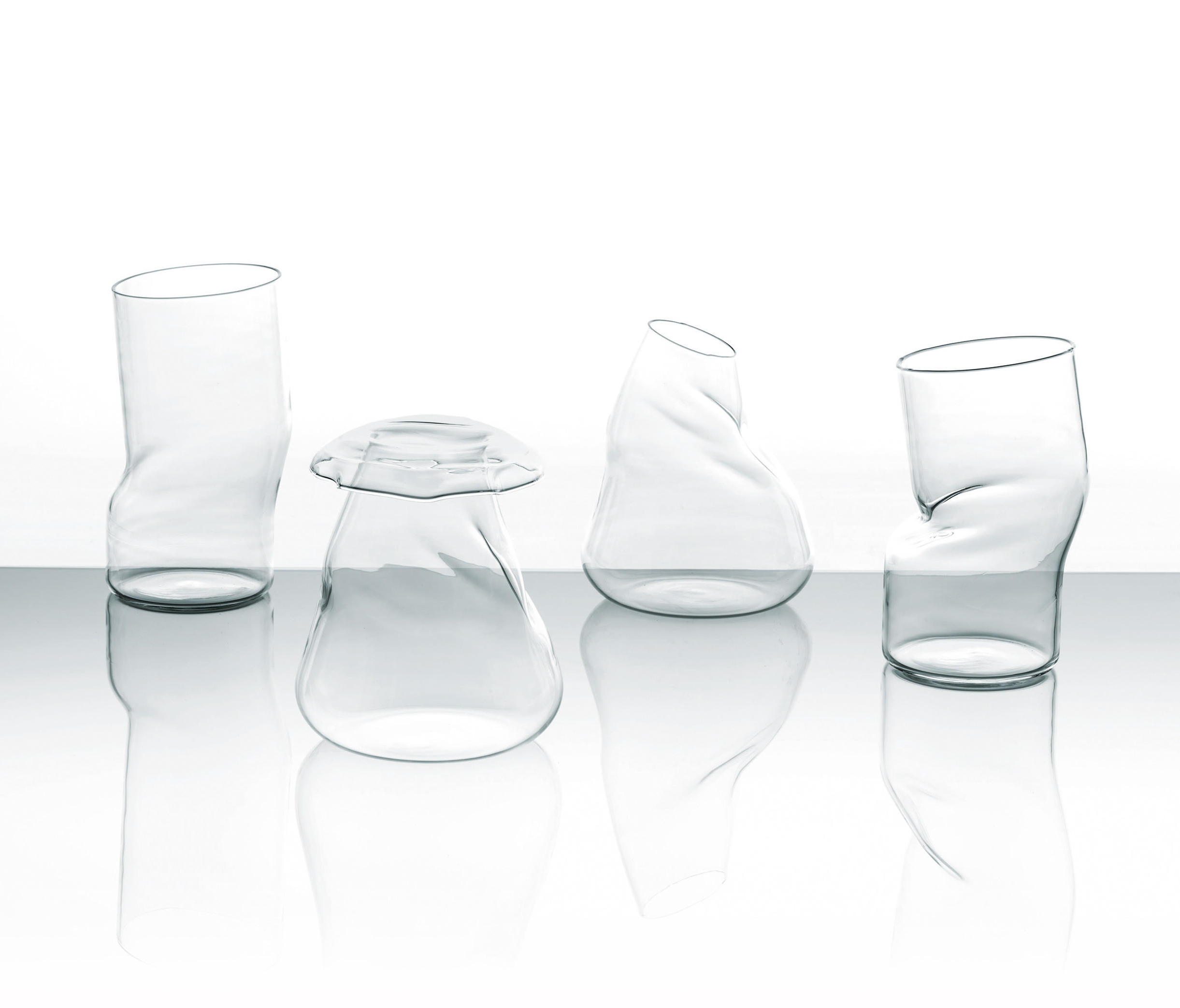 transformer vases from glas italia architonic. Black Bedroom Furniture Sets. Home Design Ideas