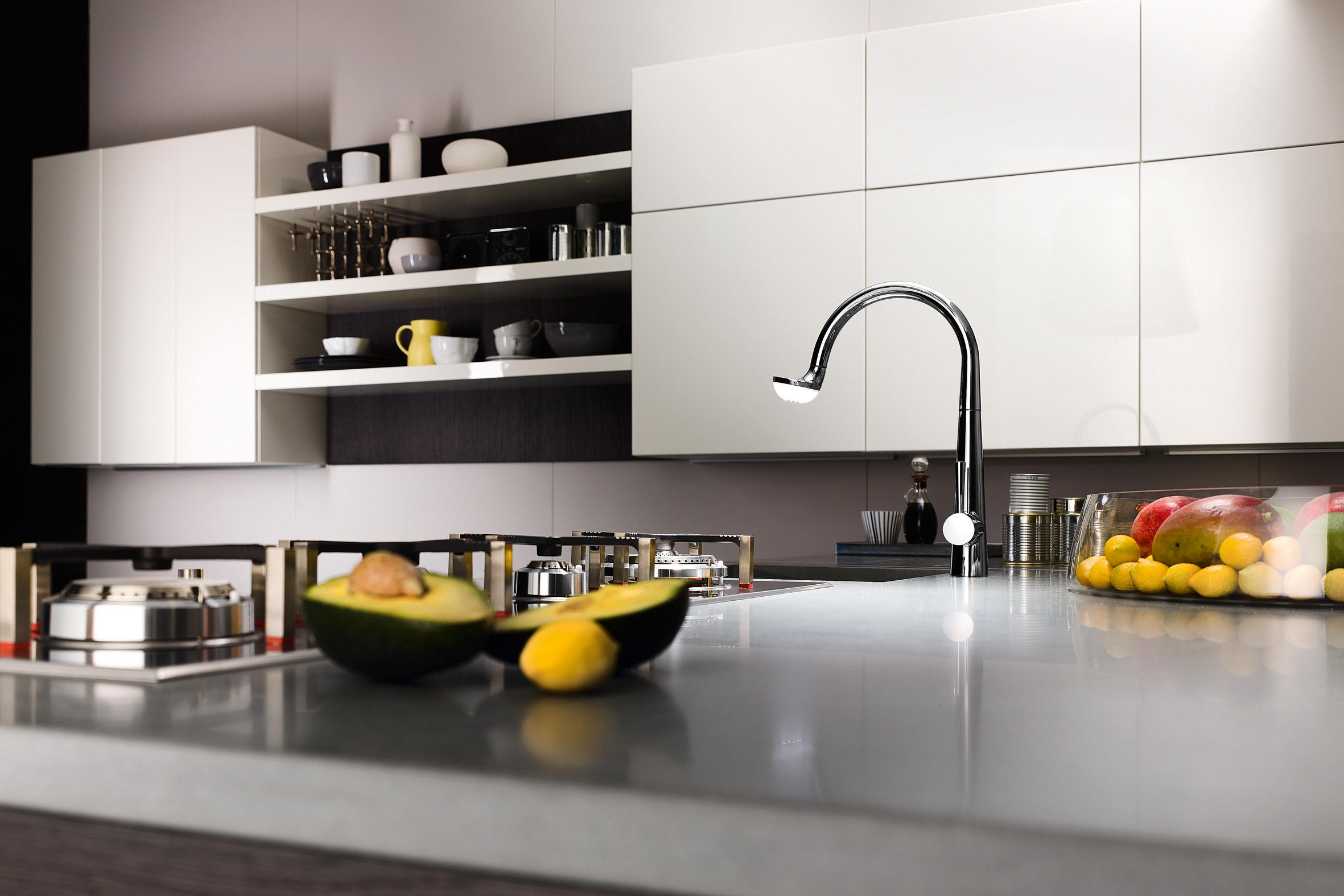 CHARLIE - Kitchen taps from NOBILI | Architonic