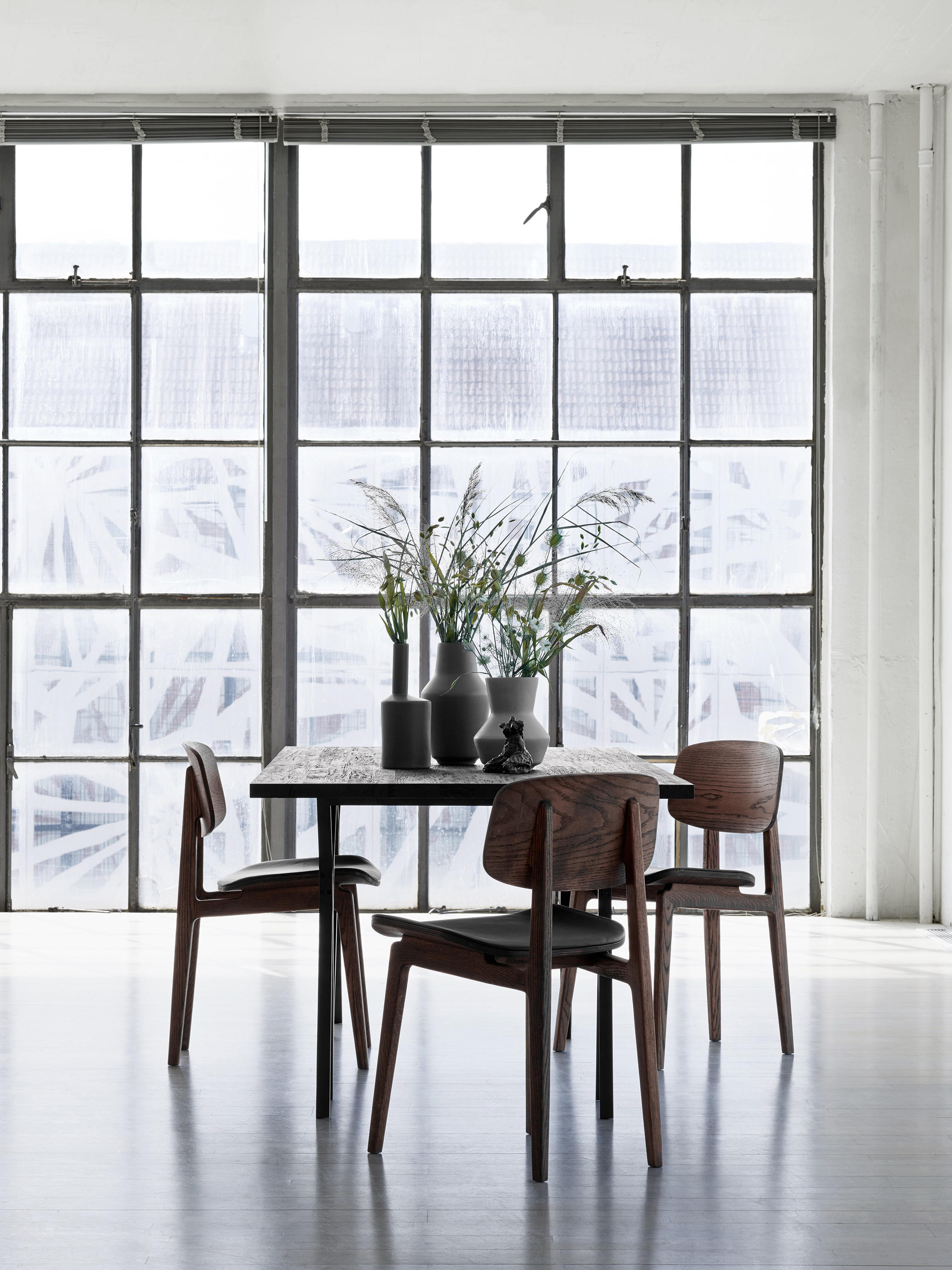 Ny11 Dining Chair Natural Chairs From Norr11 Architonic