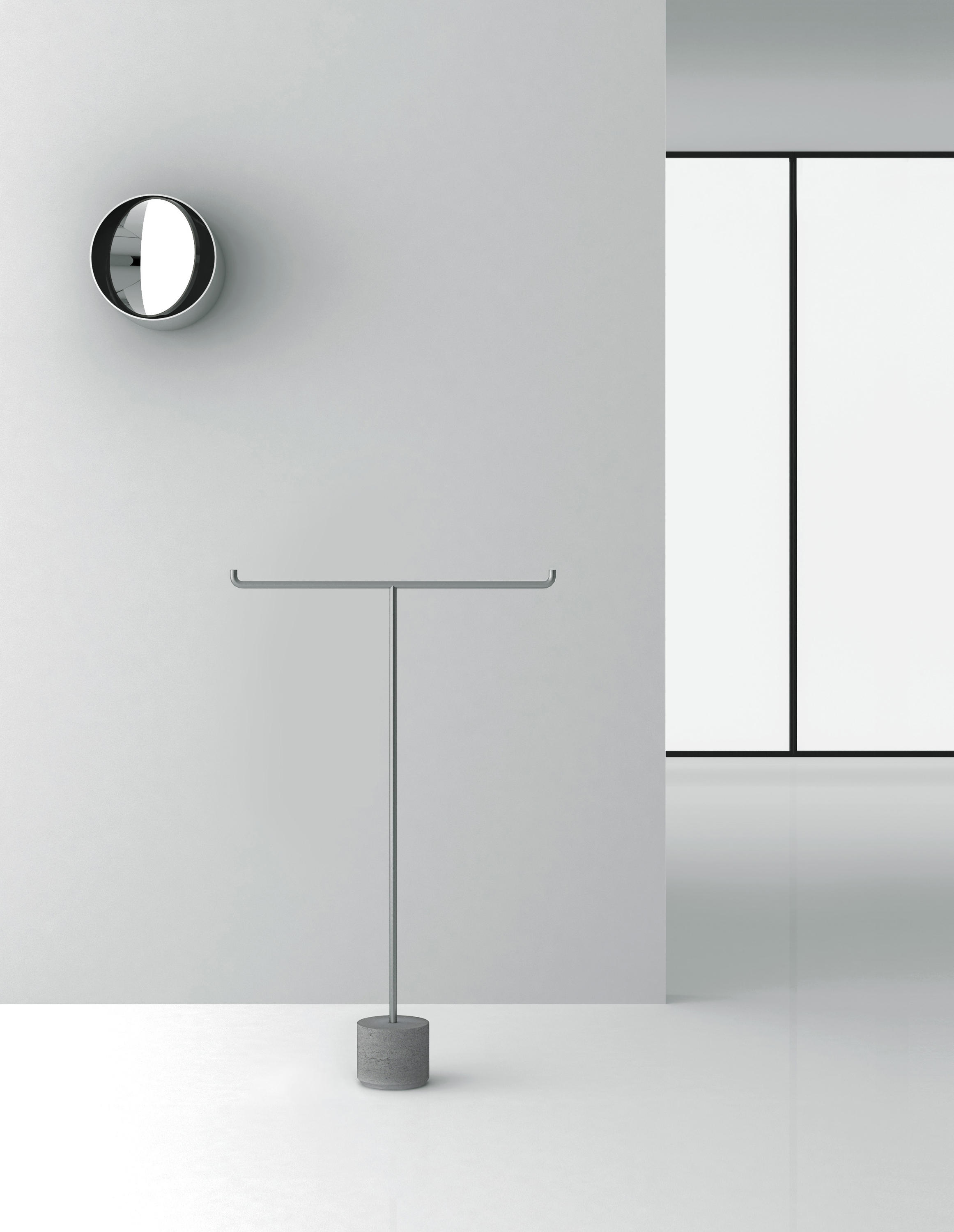 iko - towel rails from boffi | architonic - Arredo Bagno Boffi