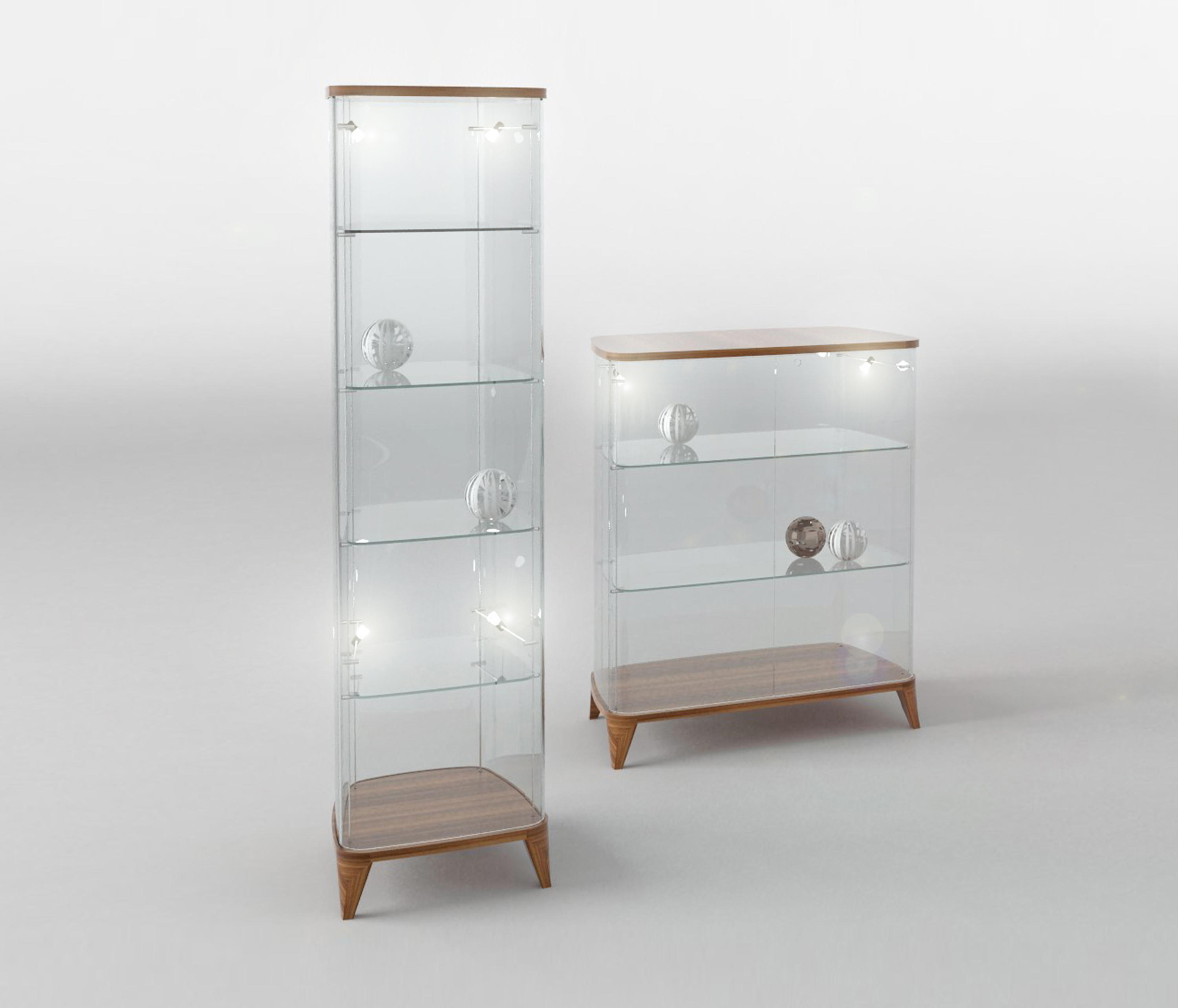 seventy vitrine display cabinets from reflex architonic. Black Bedroom Furniture Sets. Home Design Ideas